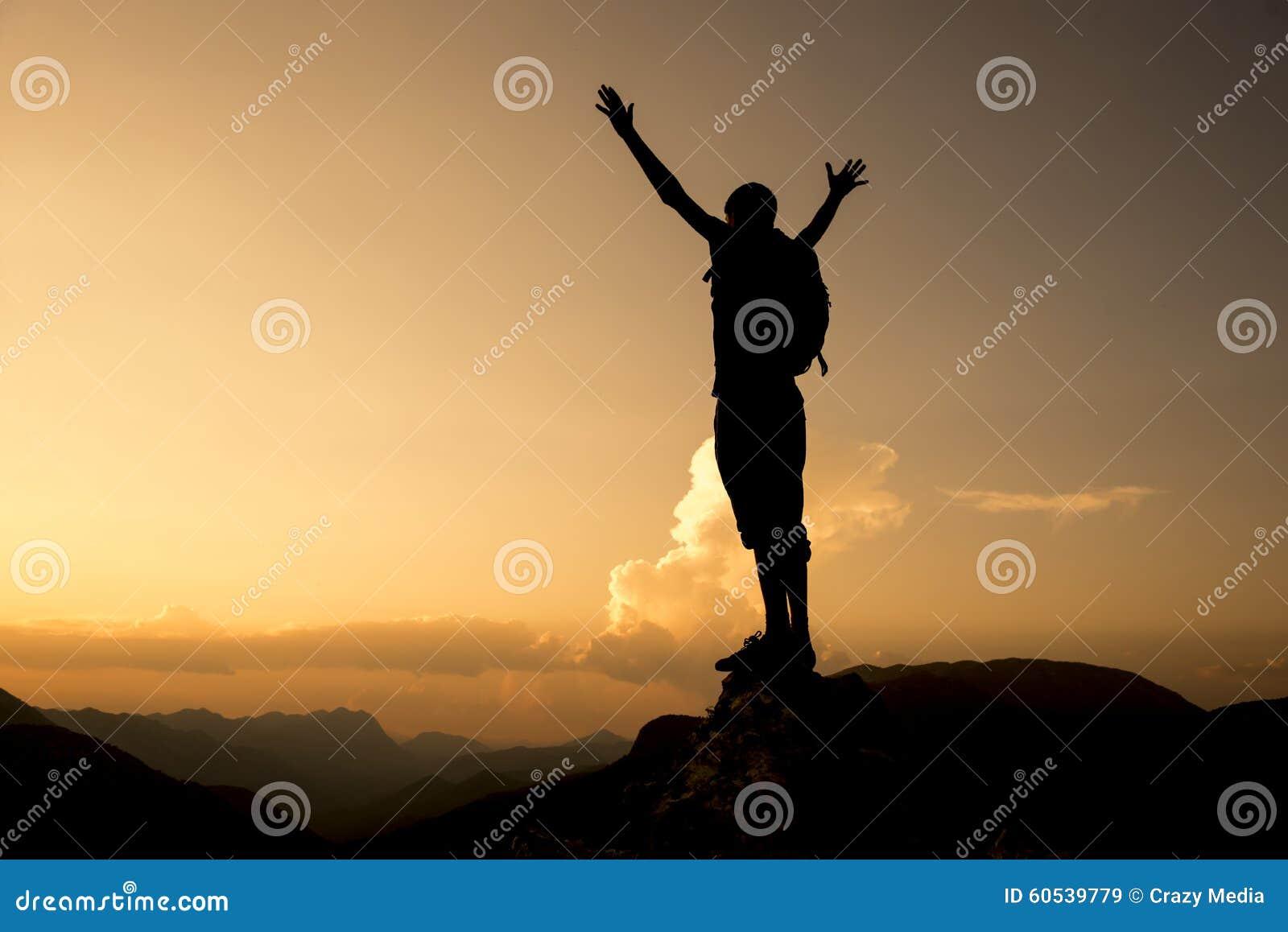 Erfolg und Begeisterung