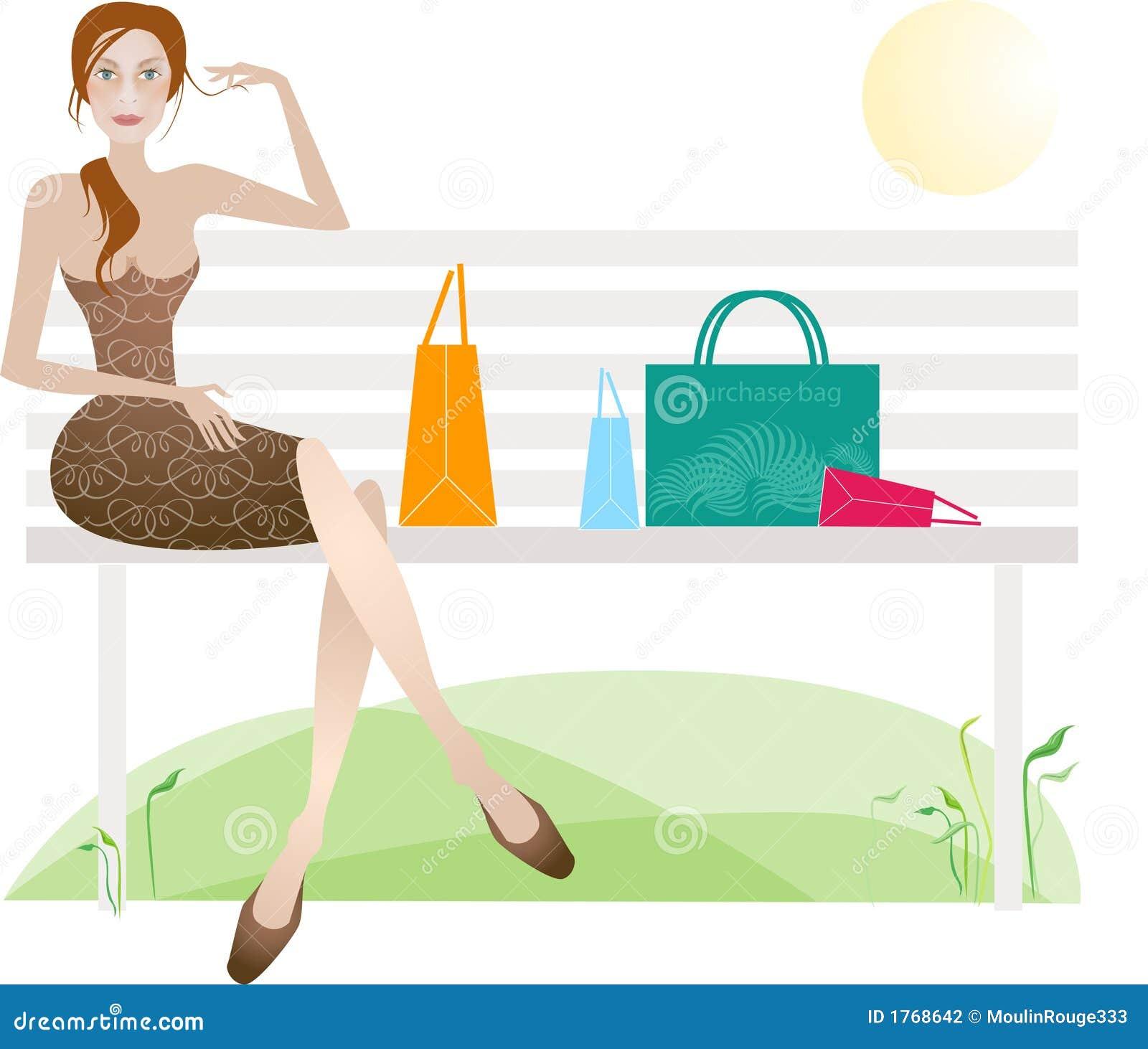 Erfolgreicher Einkaufentag