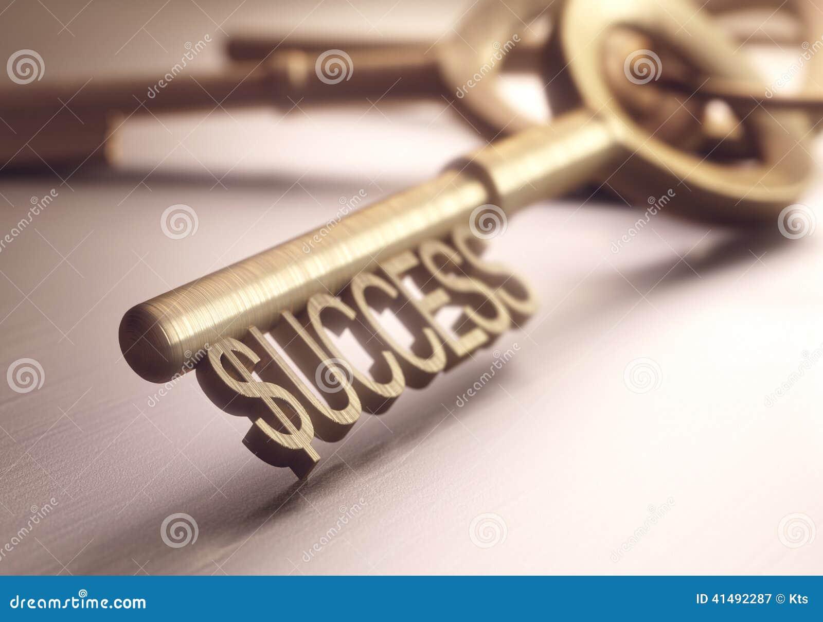 Erfolgs-Schlüssel
