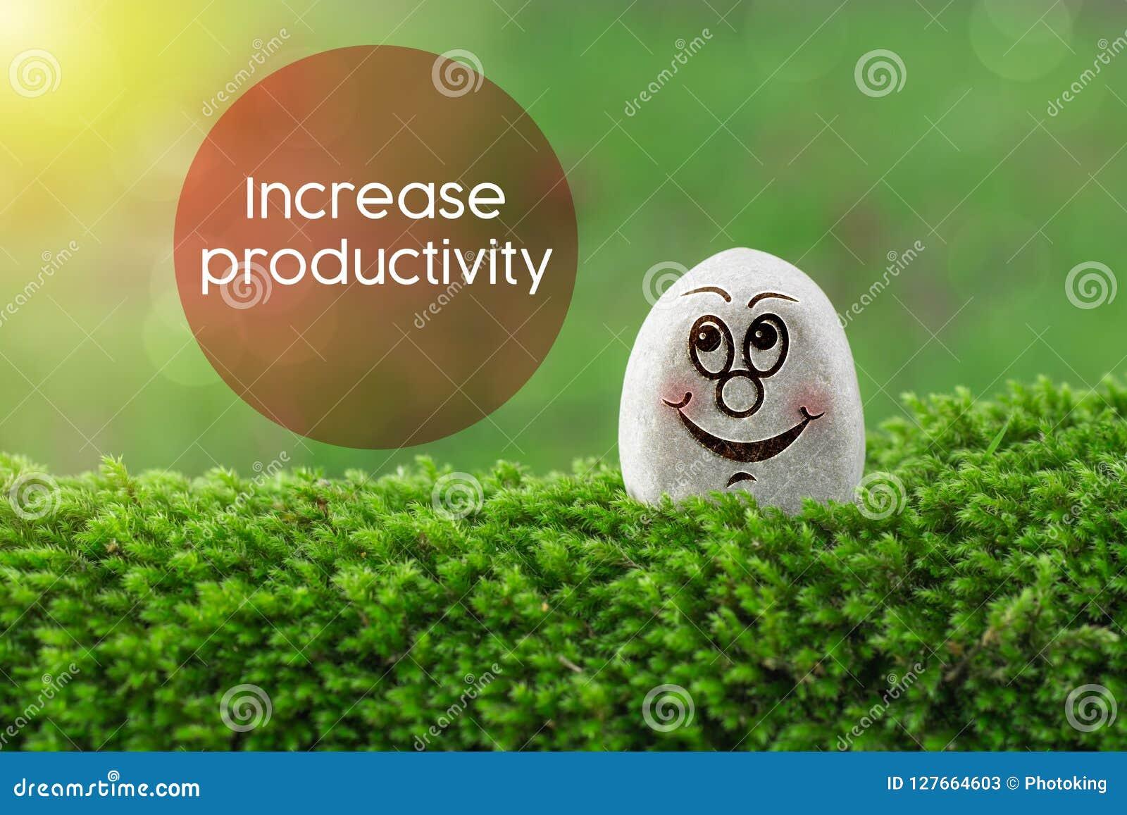 Erhöhen Sie Produktivität