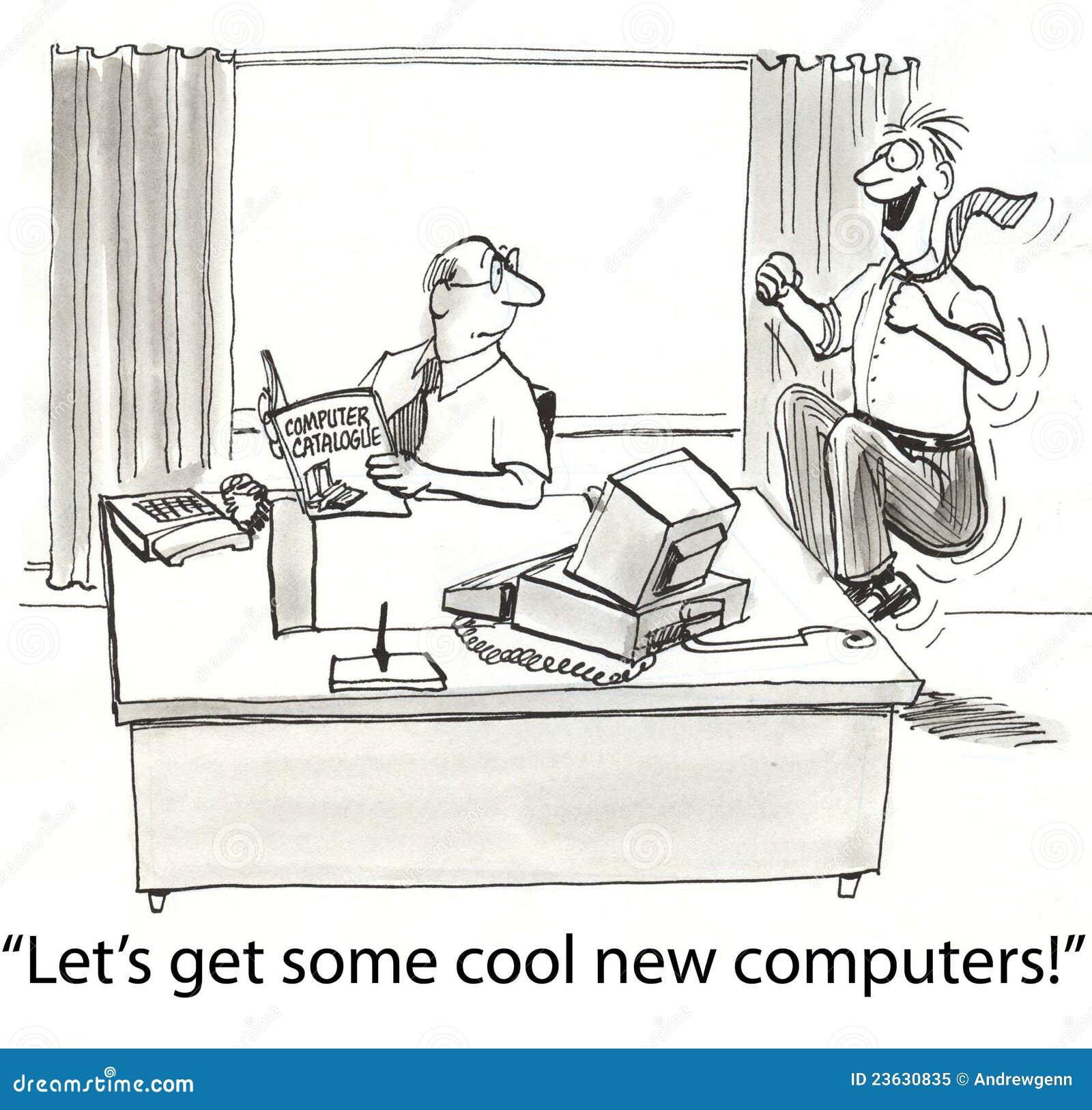 Erhalten Sie Computer