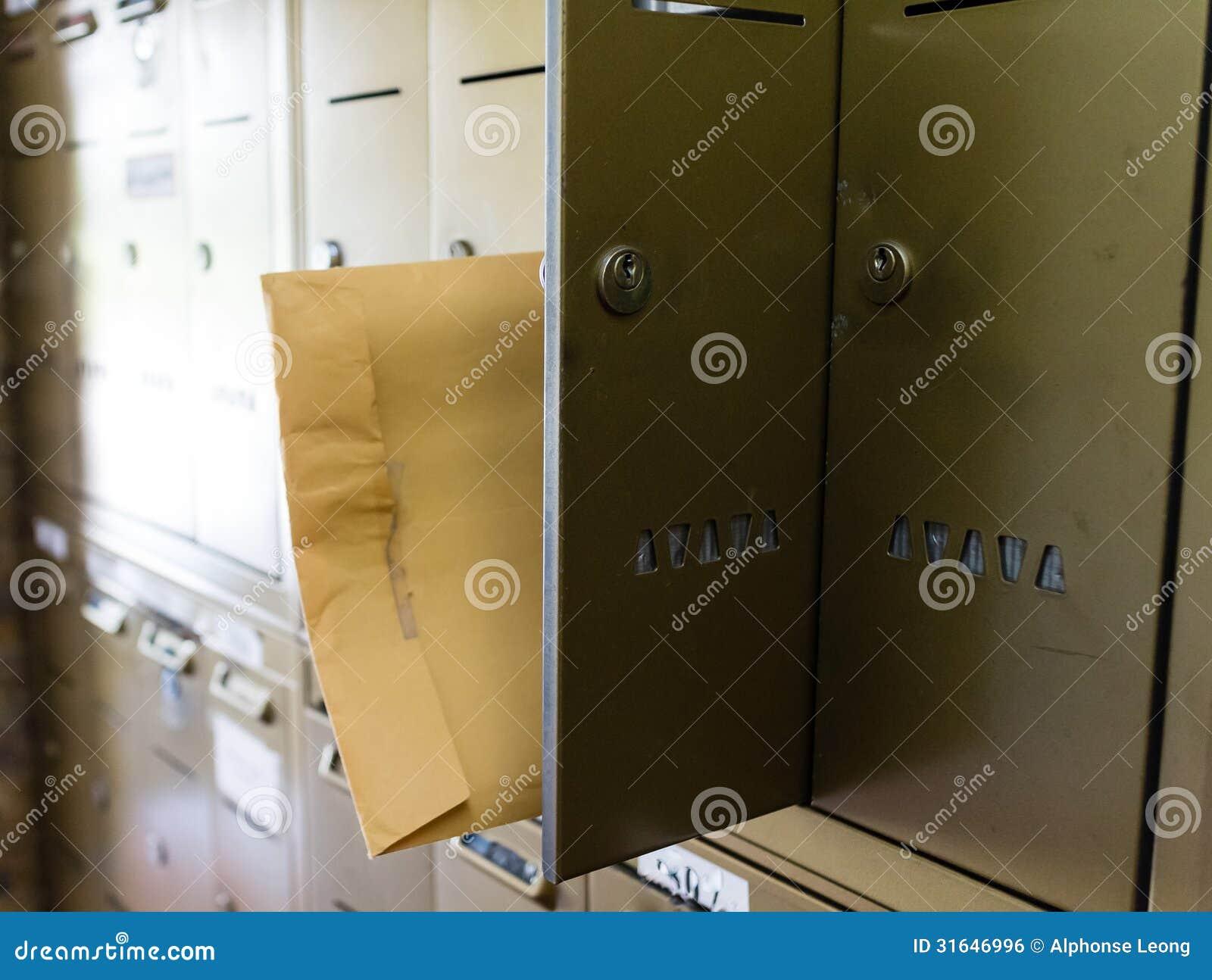 Erhaltene Post