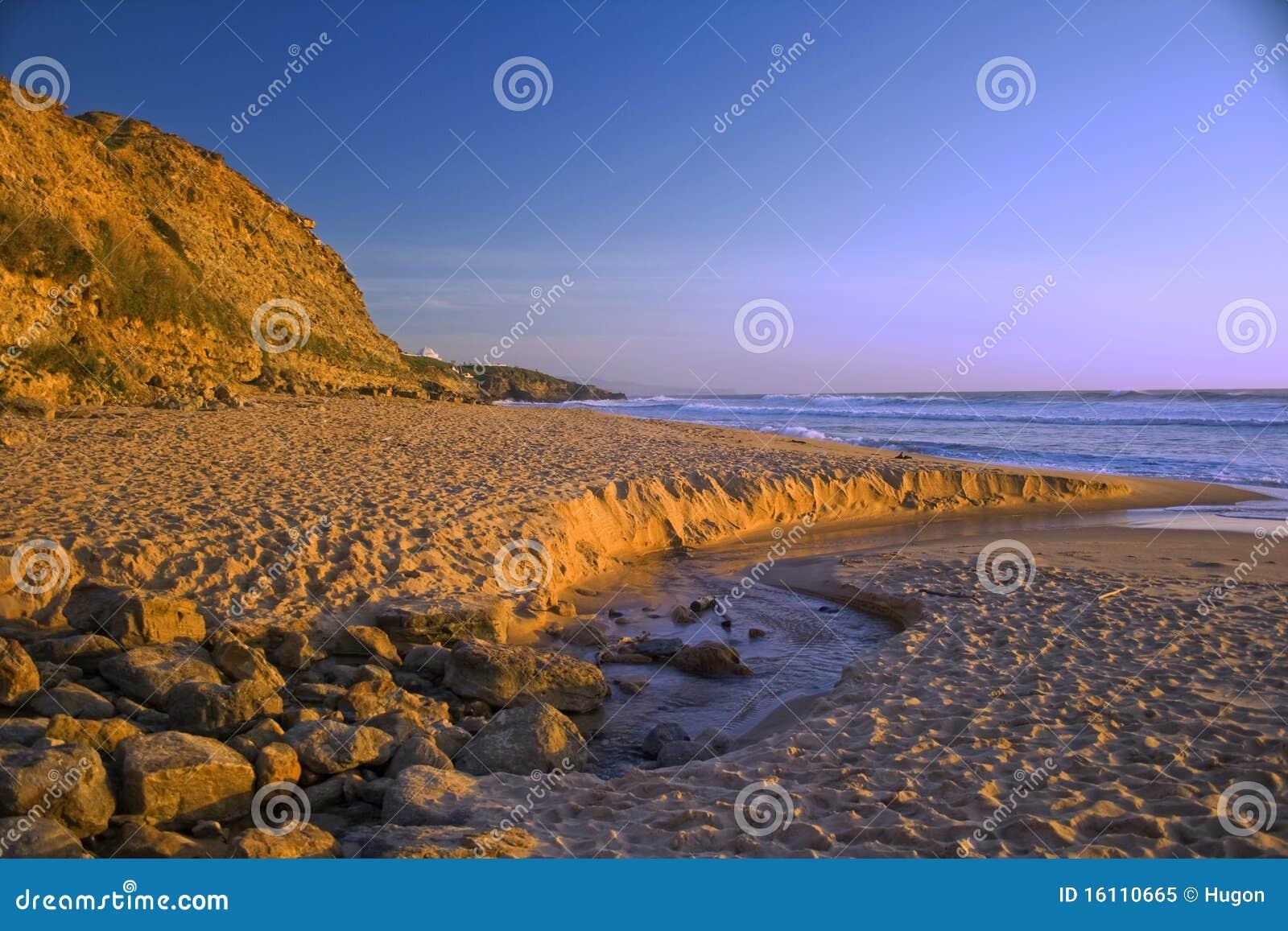 Ericeira пляжа