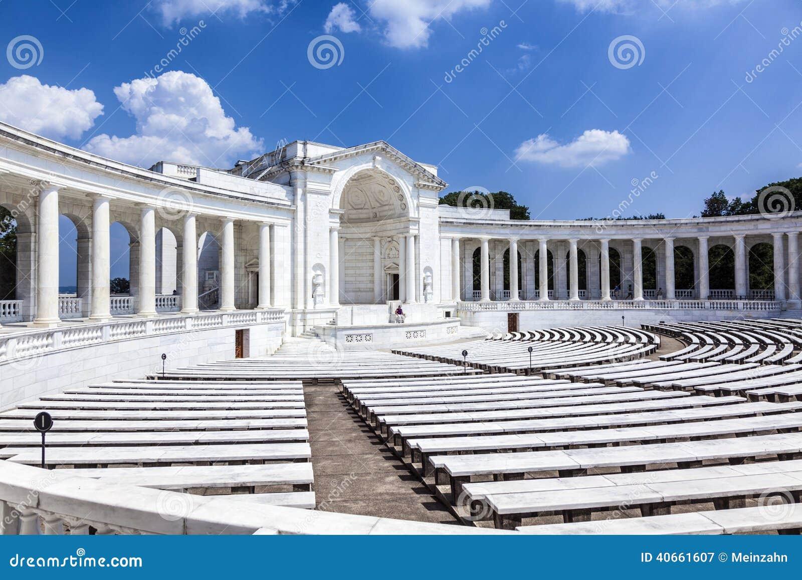 Erinnerungsamphitheater in Arlington