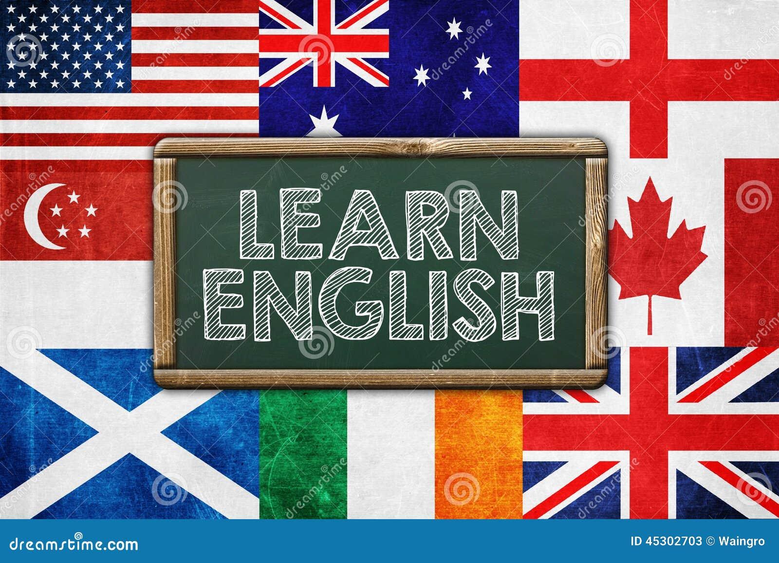 Erlernen Sie Englisch