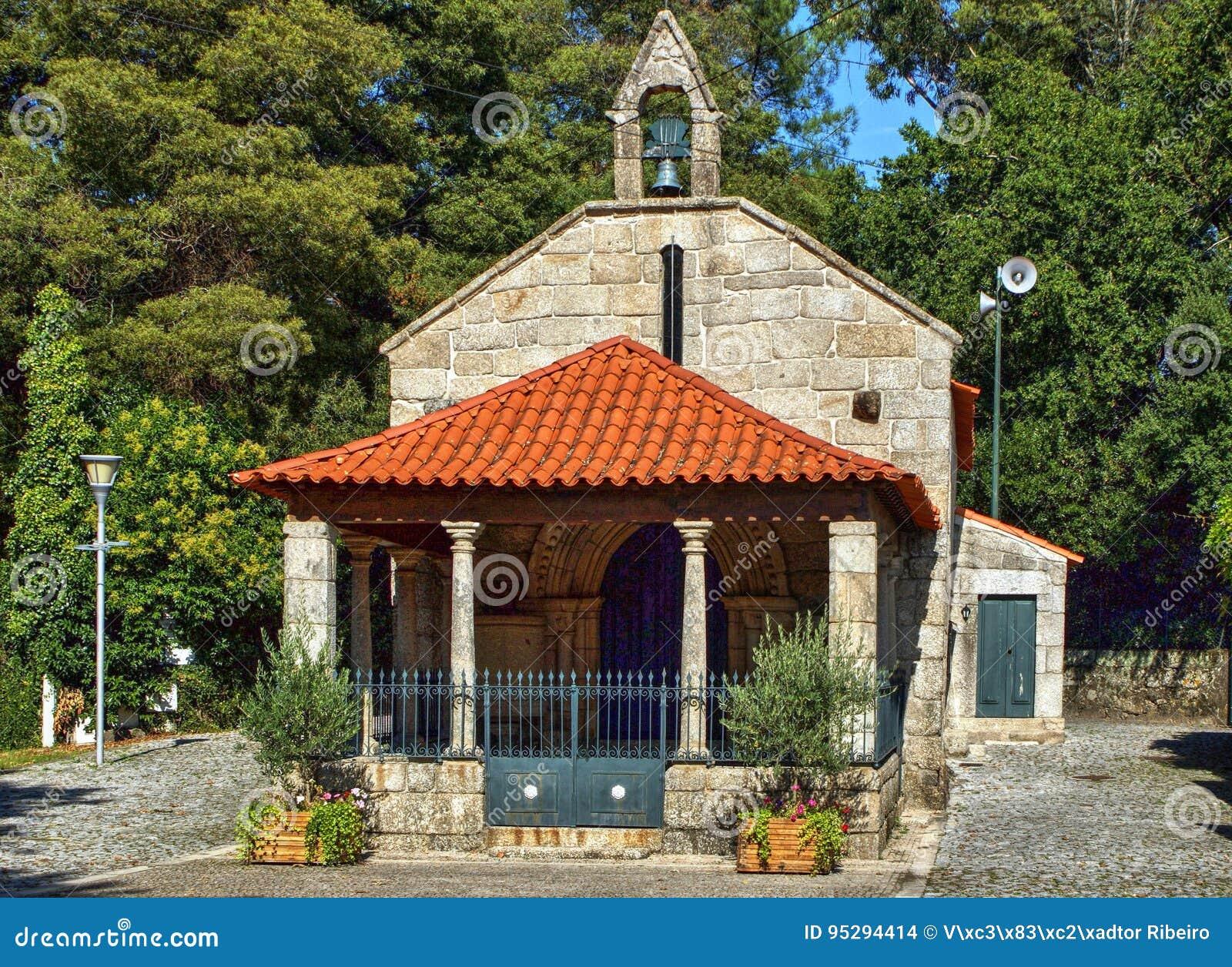 Download Ermida Nossa Senhora Do Vale Stock Photo - Image of door, antique: 95294414