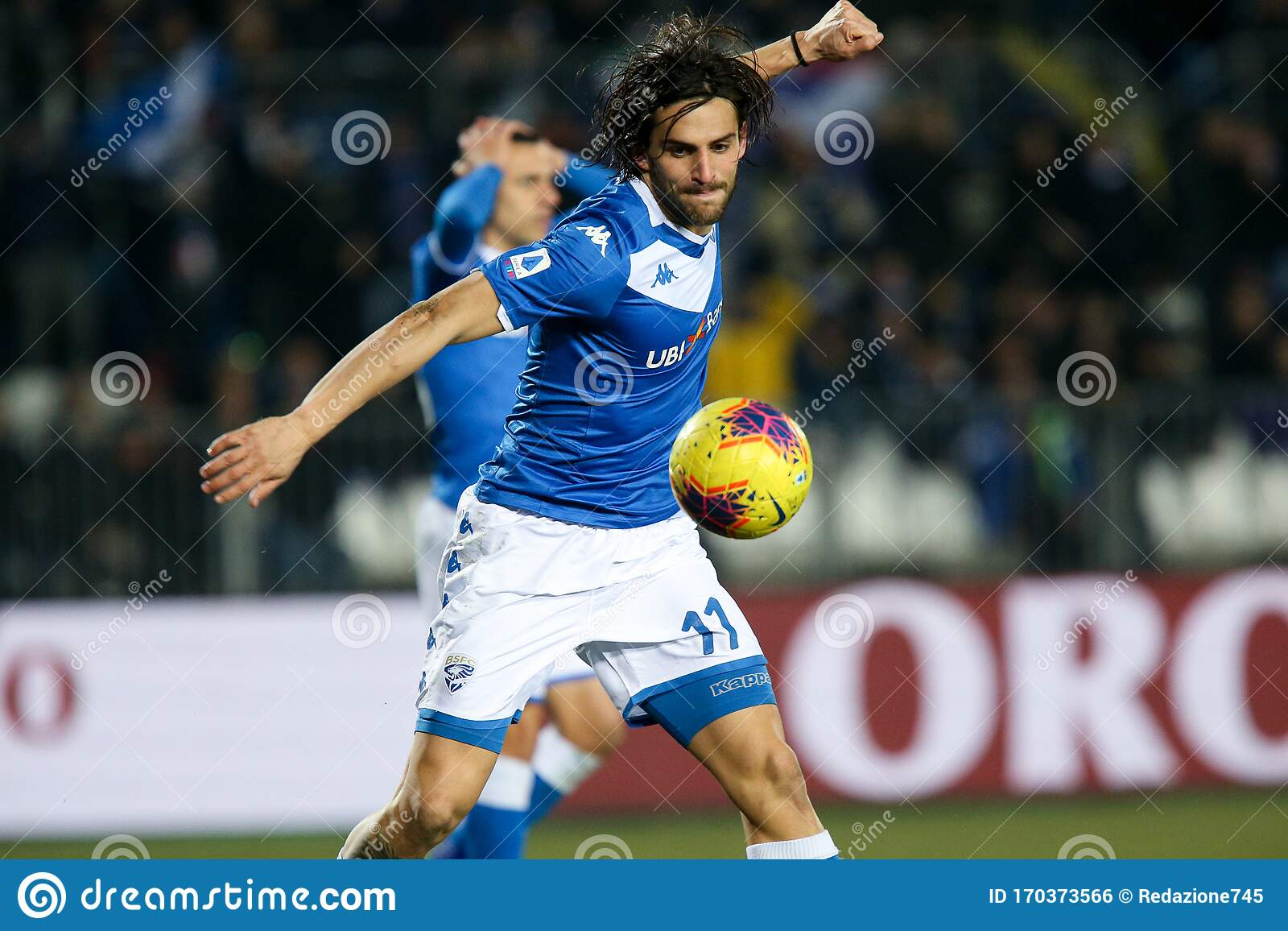 Italian Soccer Serie A Men Championship Brescia Vs Milan Editorial Photo Image Of Italian Player 170373566