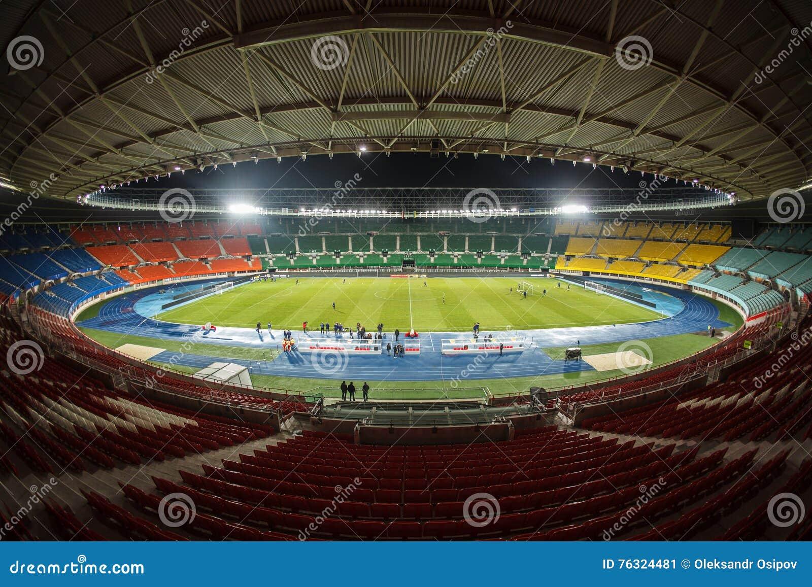 Ernst Happel Stadion Editorial Photo Image Of Match 76324481