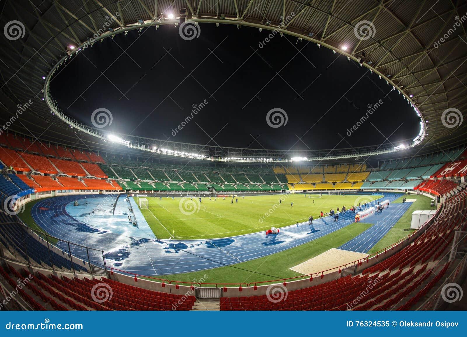 Ernst Happel Stadion Editorial Image Image Of Championship 76324535