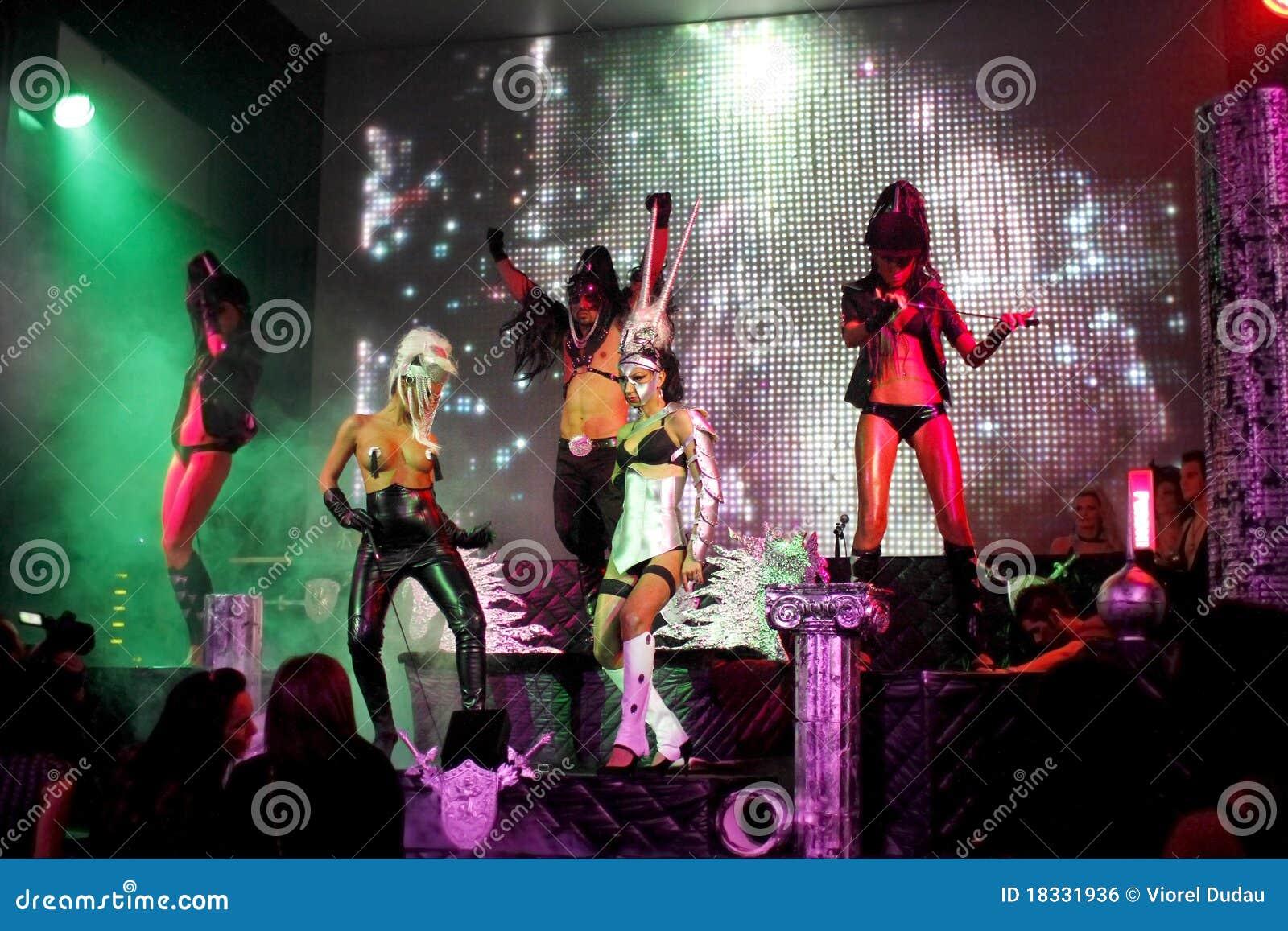 Клуб с эротическим шоу ночной клуб 5 авеню омск