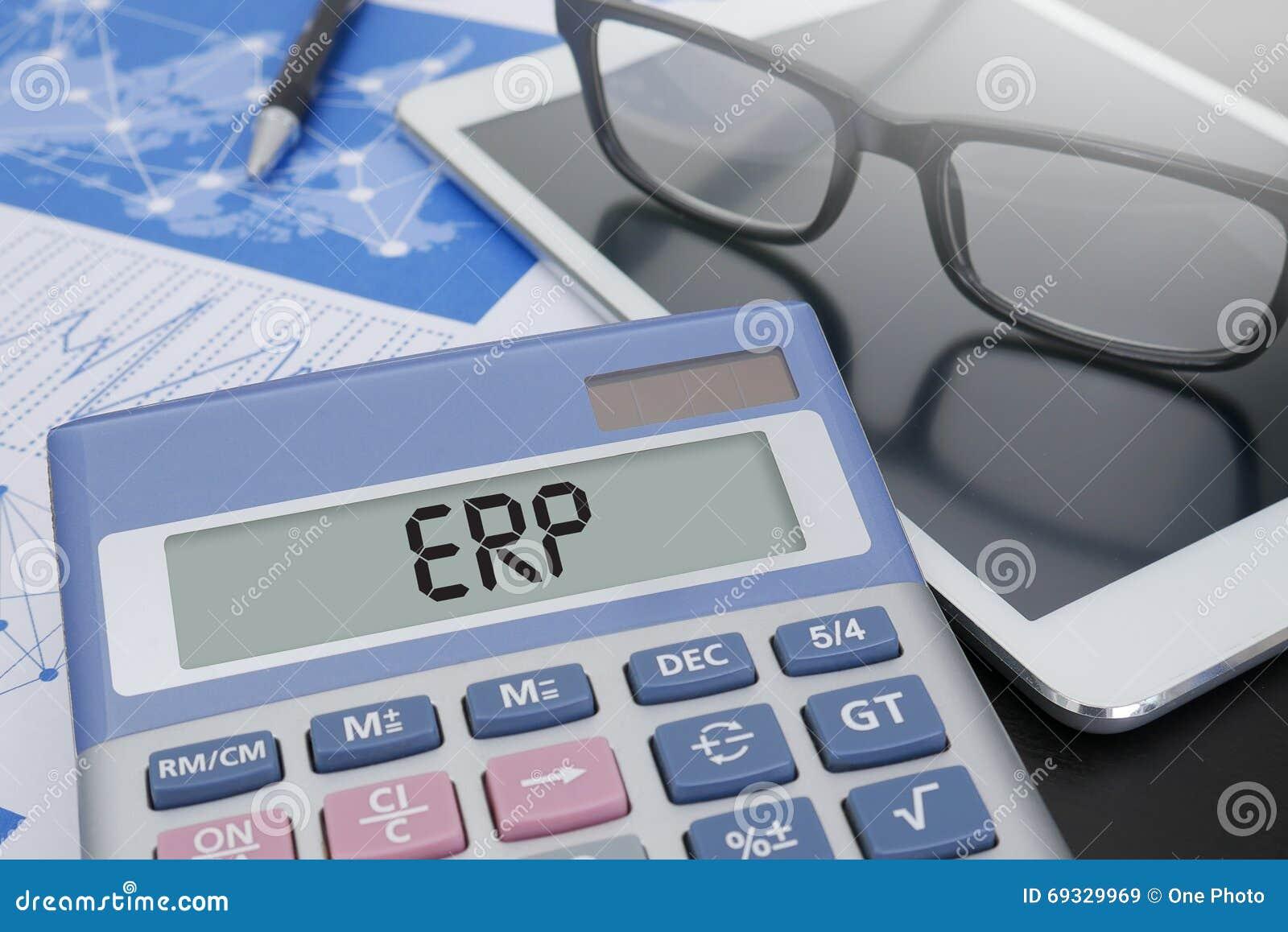 ERP pojęcie