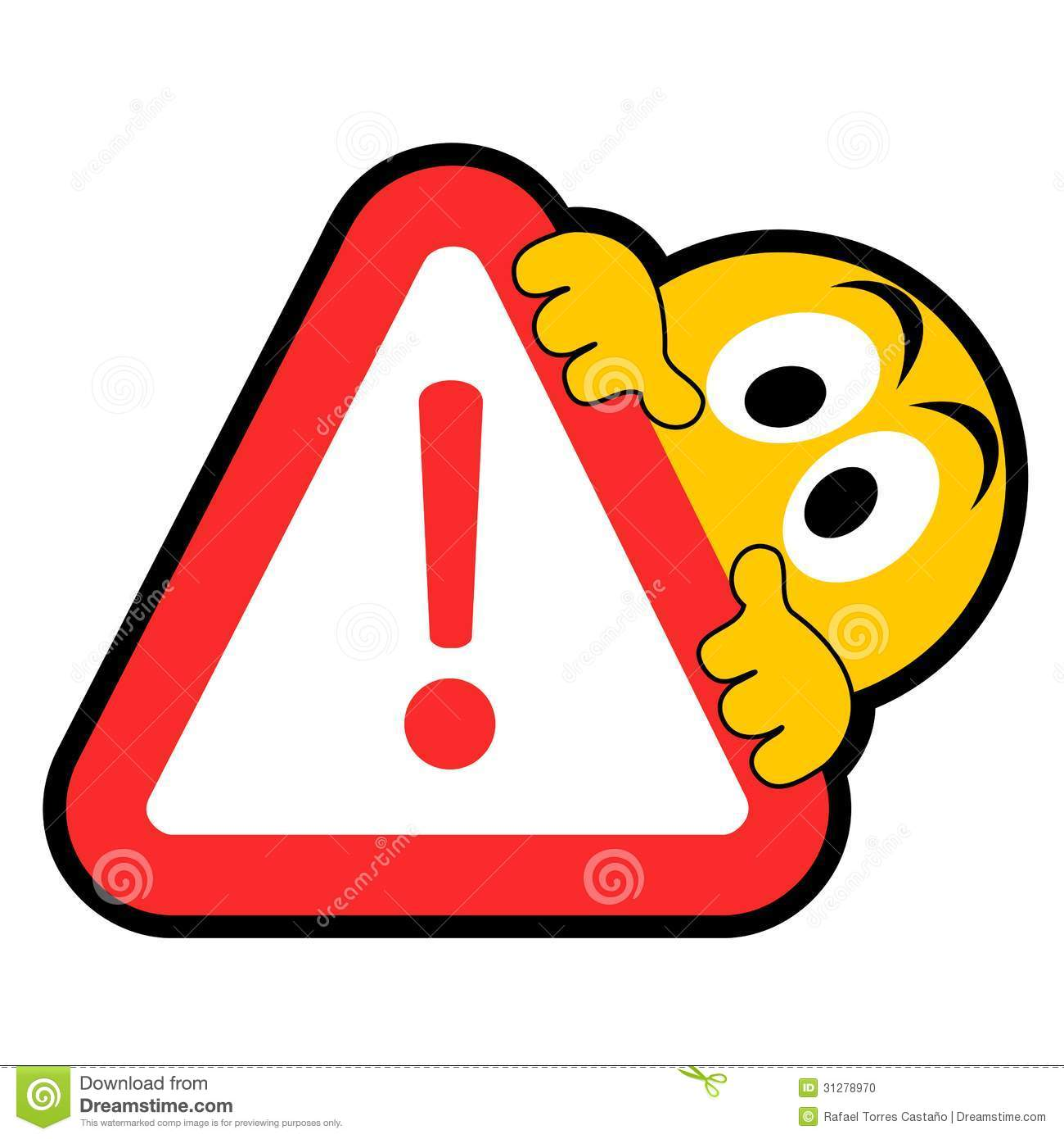 Error Cartoon Stock Photo - Image: 31278970