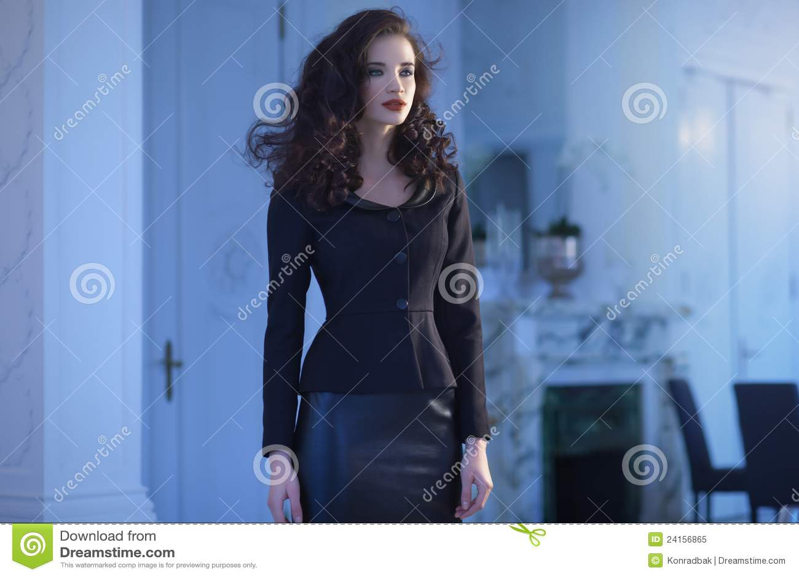 Erstaunliche Frau