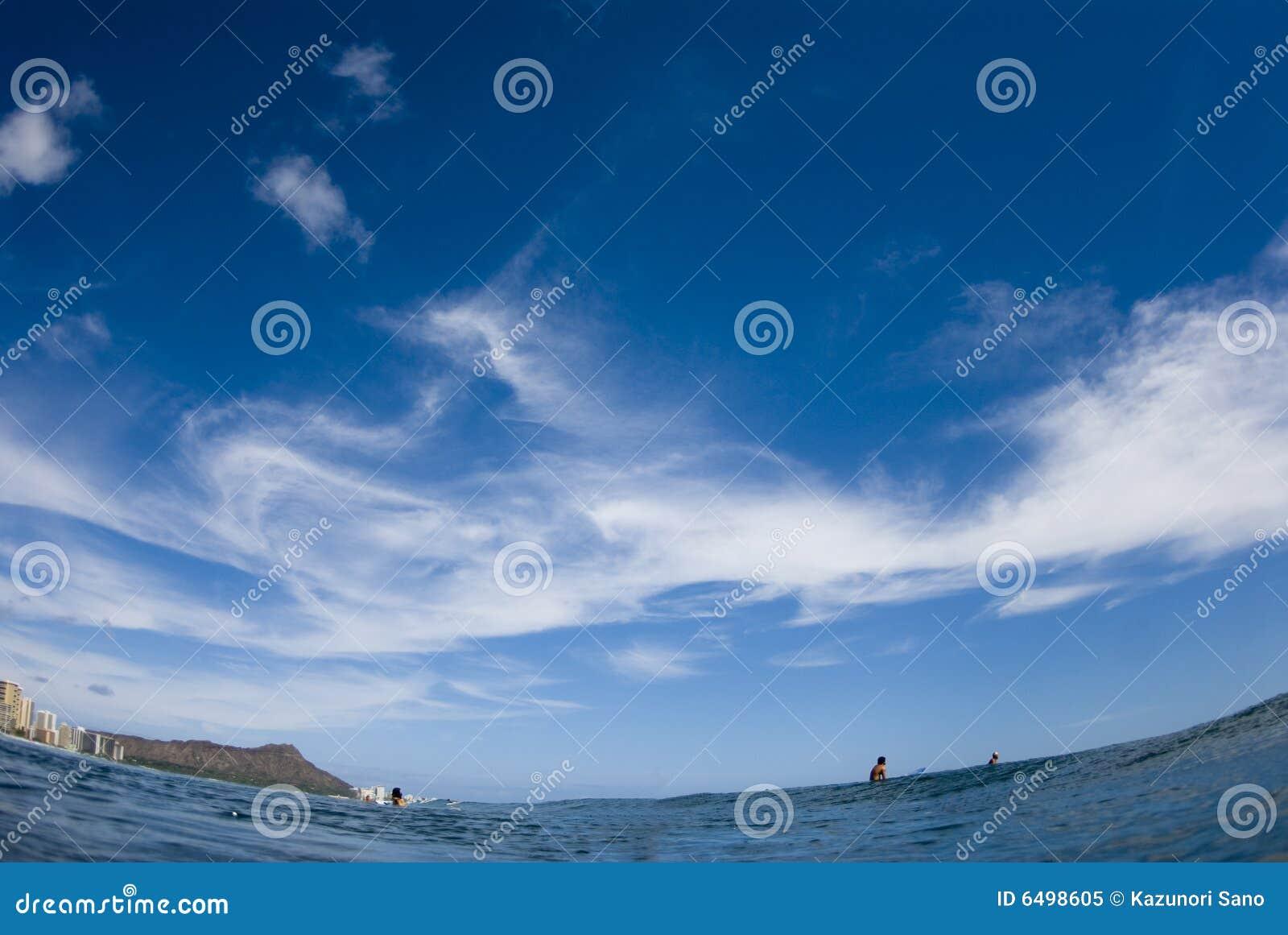 Erstaunlicher Himmel