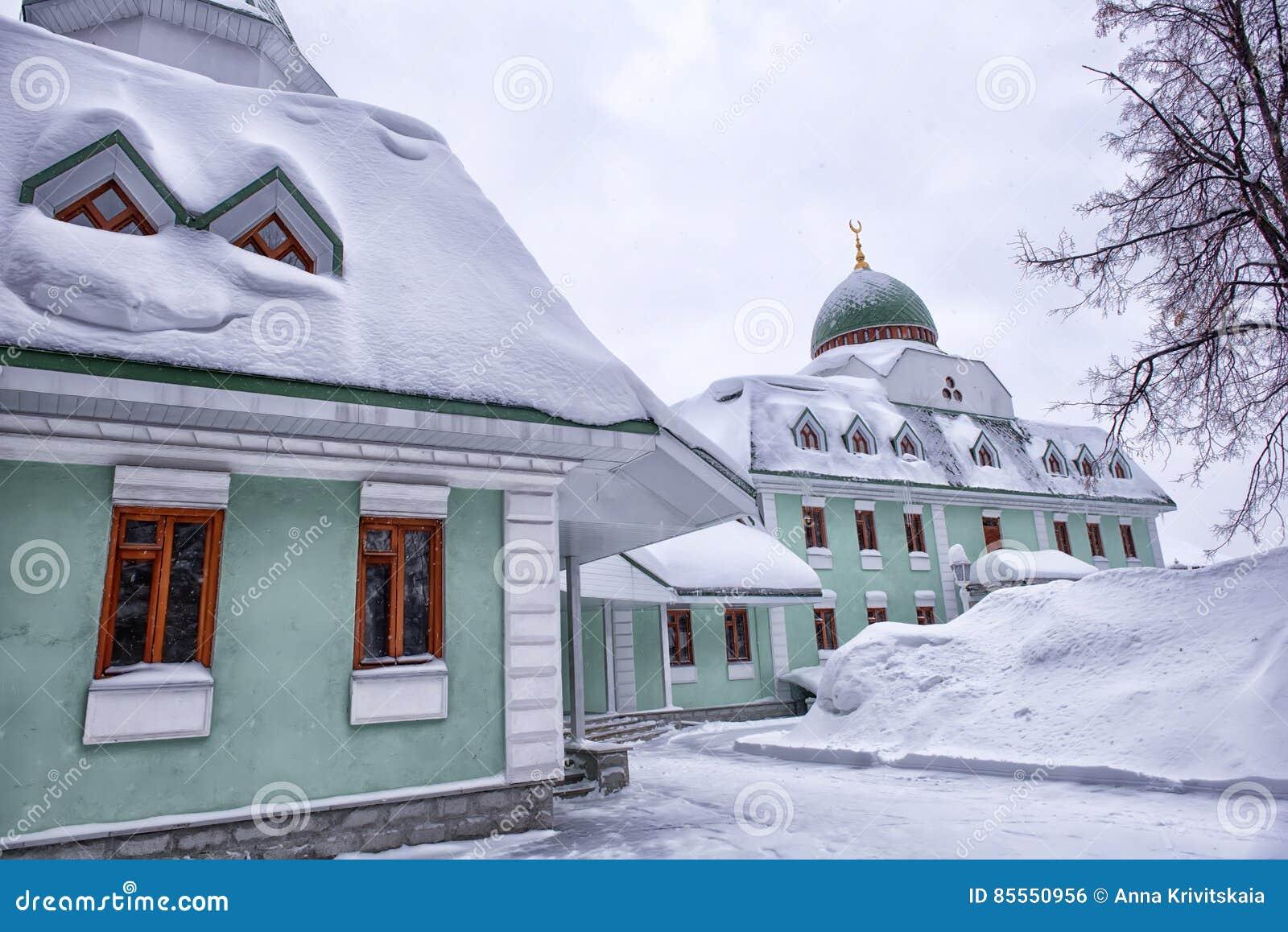 Erste Ufa-Kathedralen-Moschee