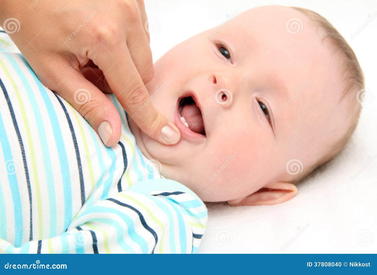 zähne bei babys