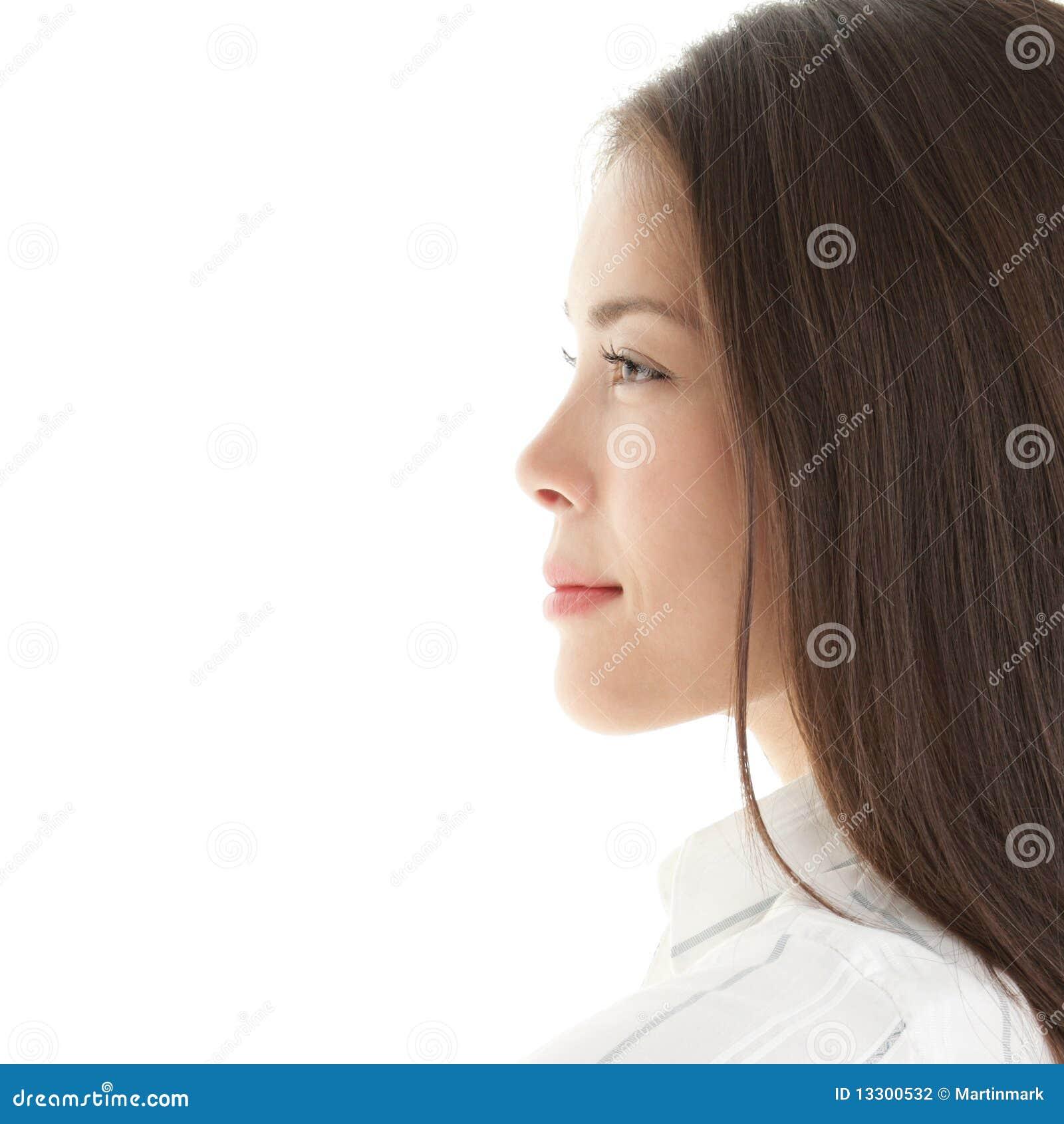 Erstellen Sie Frau ein Profil