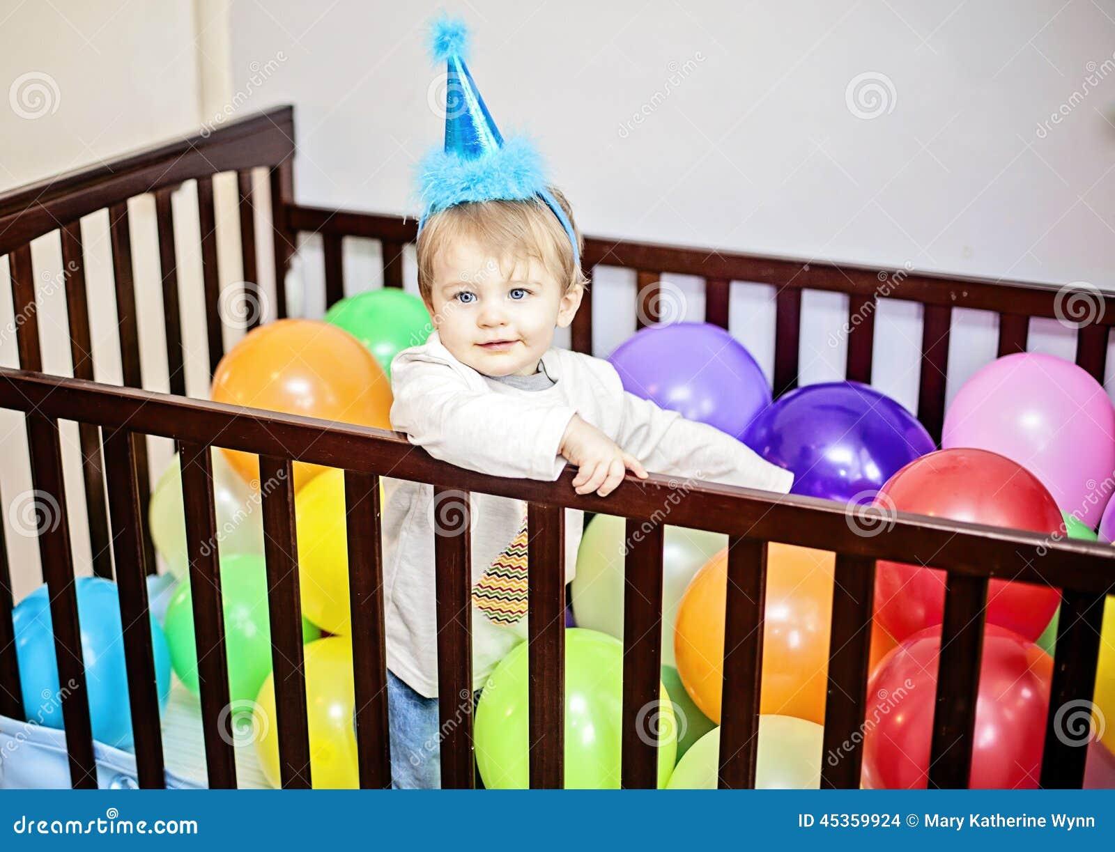Erster Geburtstag Junge