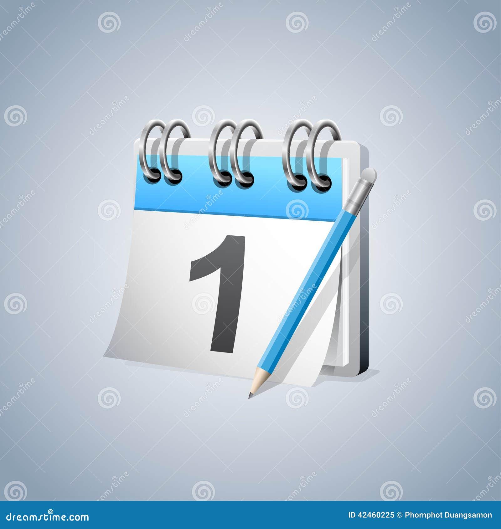 Erster Tageskalender