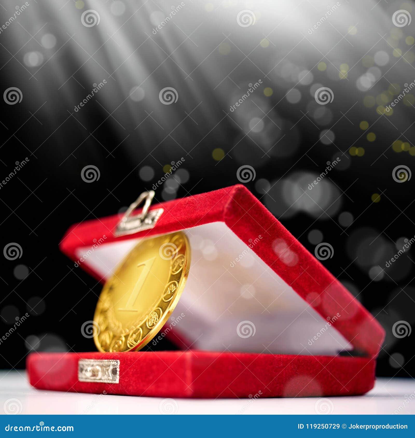Erstplatz- Goldmedaille