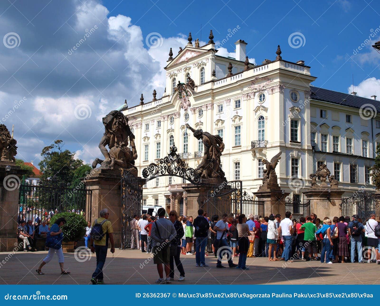 Erzbischof Palace, Prag, Tschechische Republik