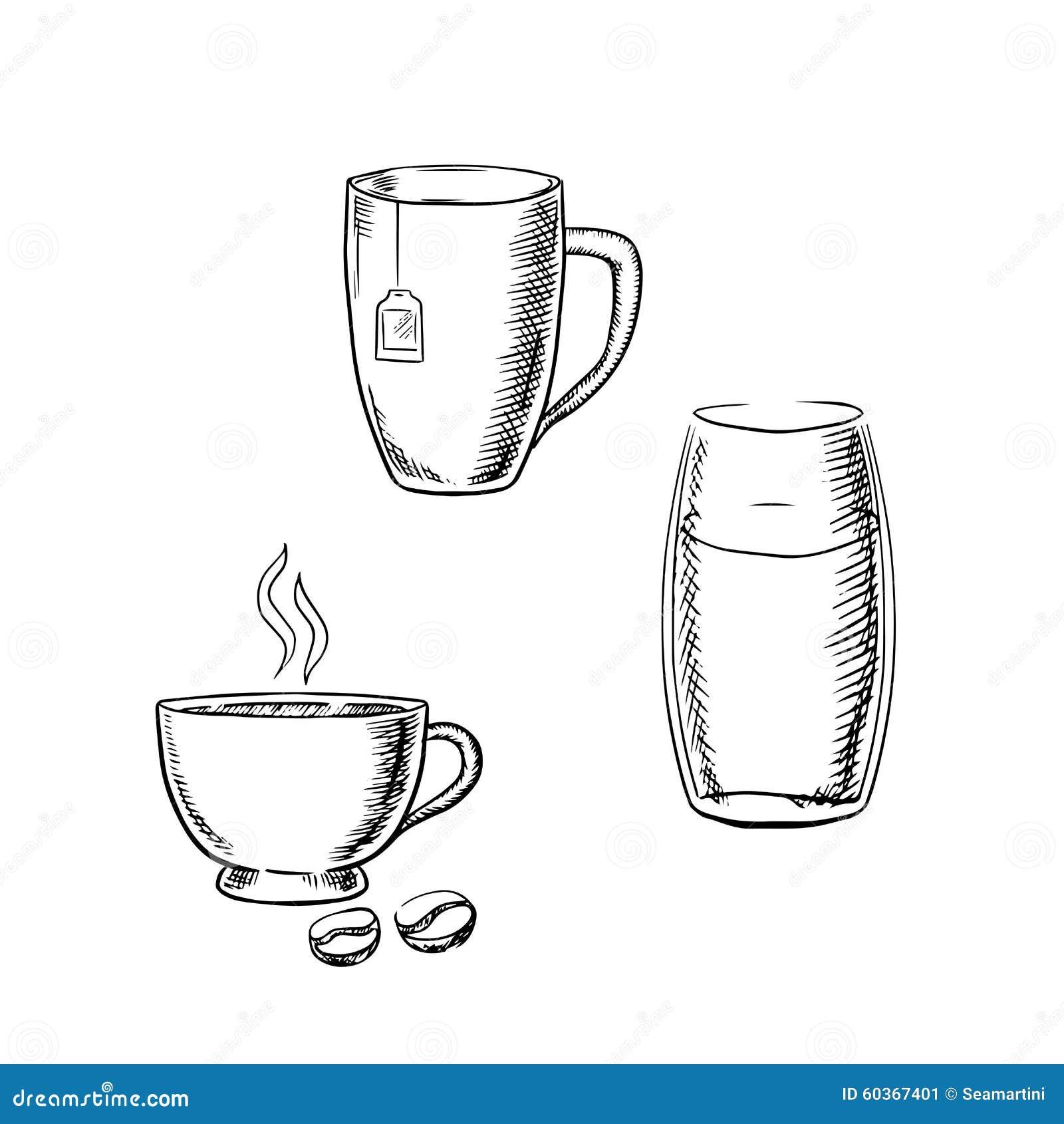 Resultado de imagem para café,cha,agua