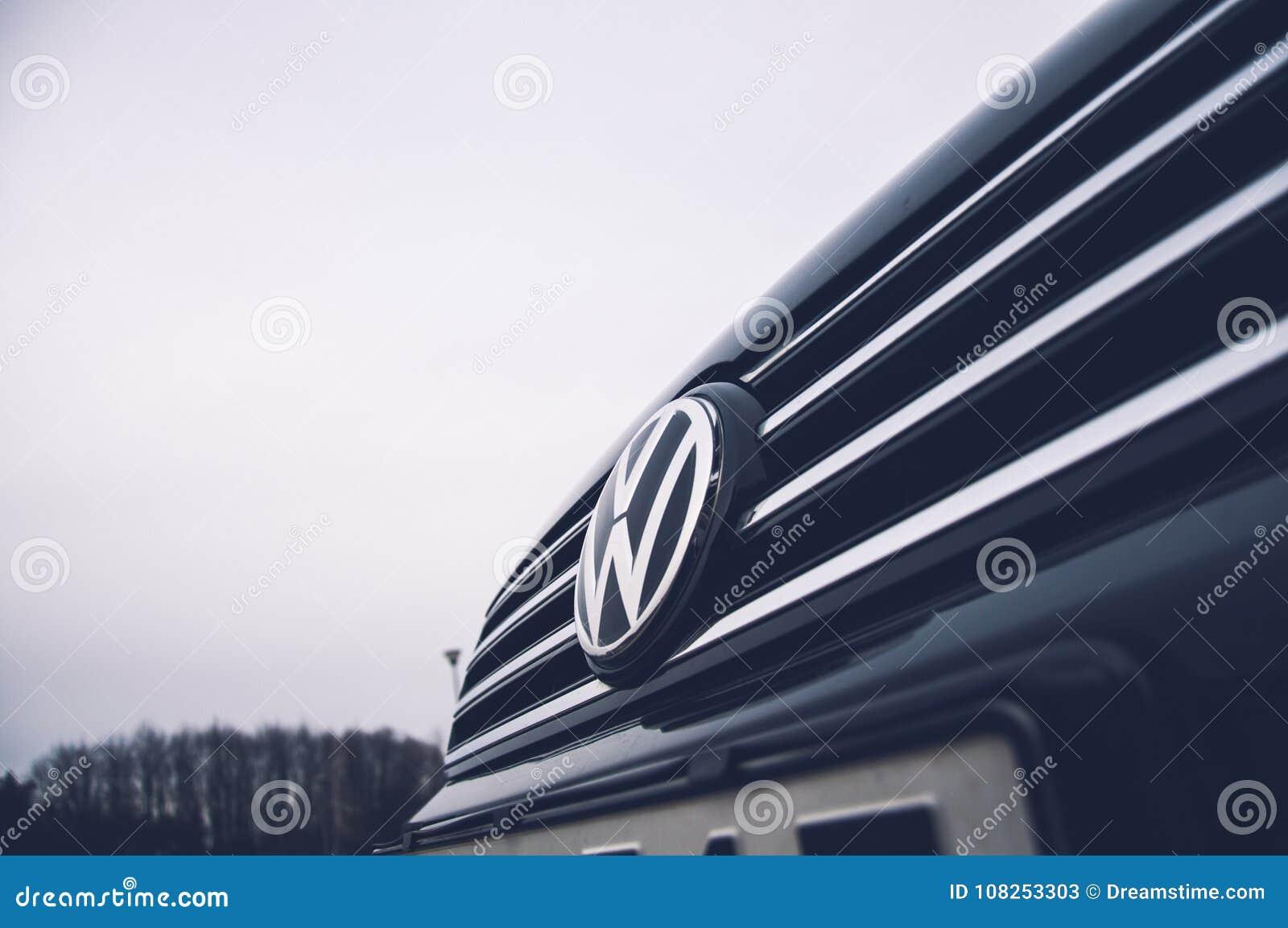 Escândalo da fraude de Volkswagen - logotipo de Volkswagen