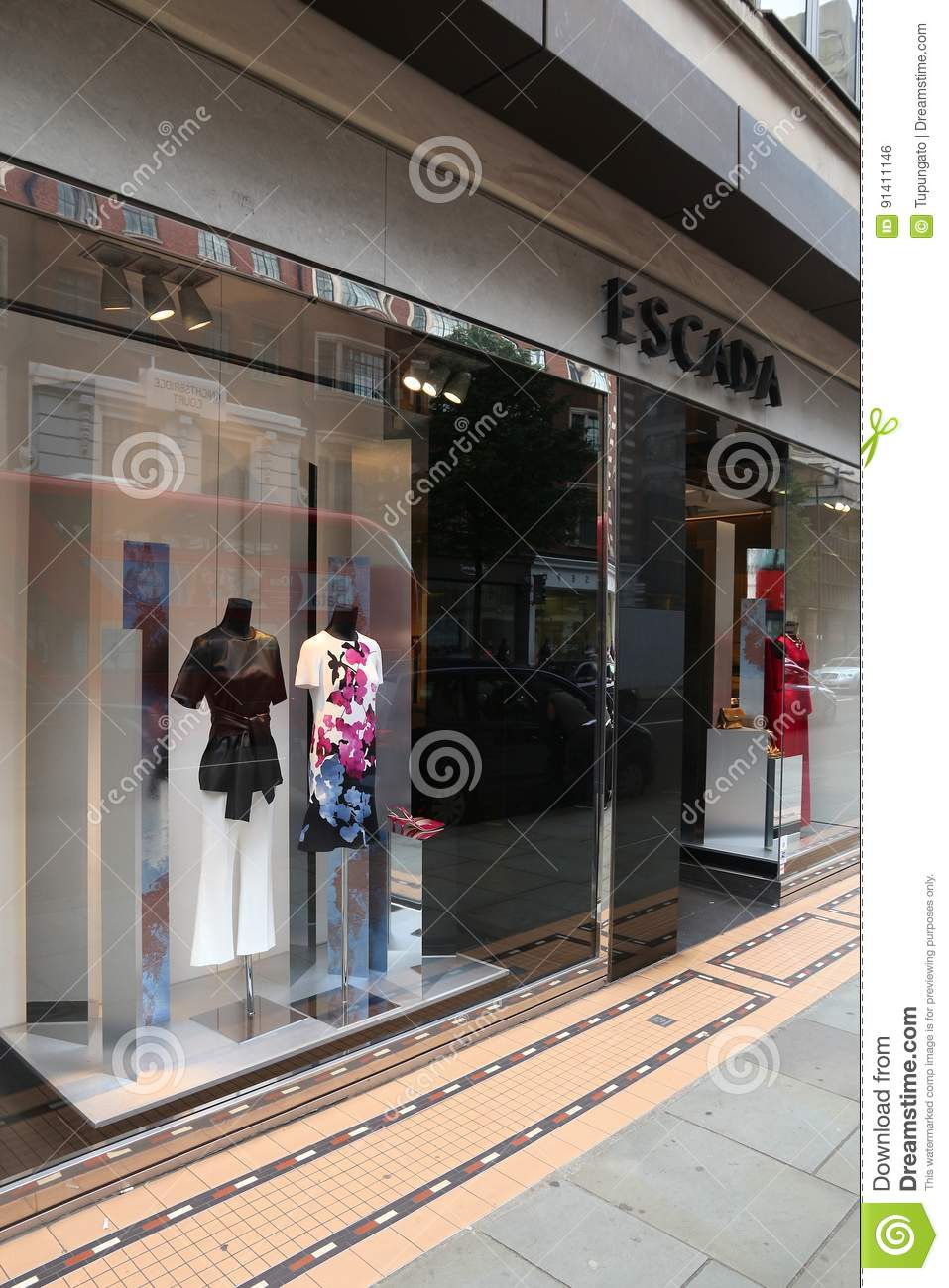 1a899c0269cb Escada Fashion Store Stock Images - Download 20 Royalty Free Photos