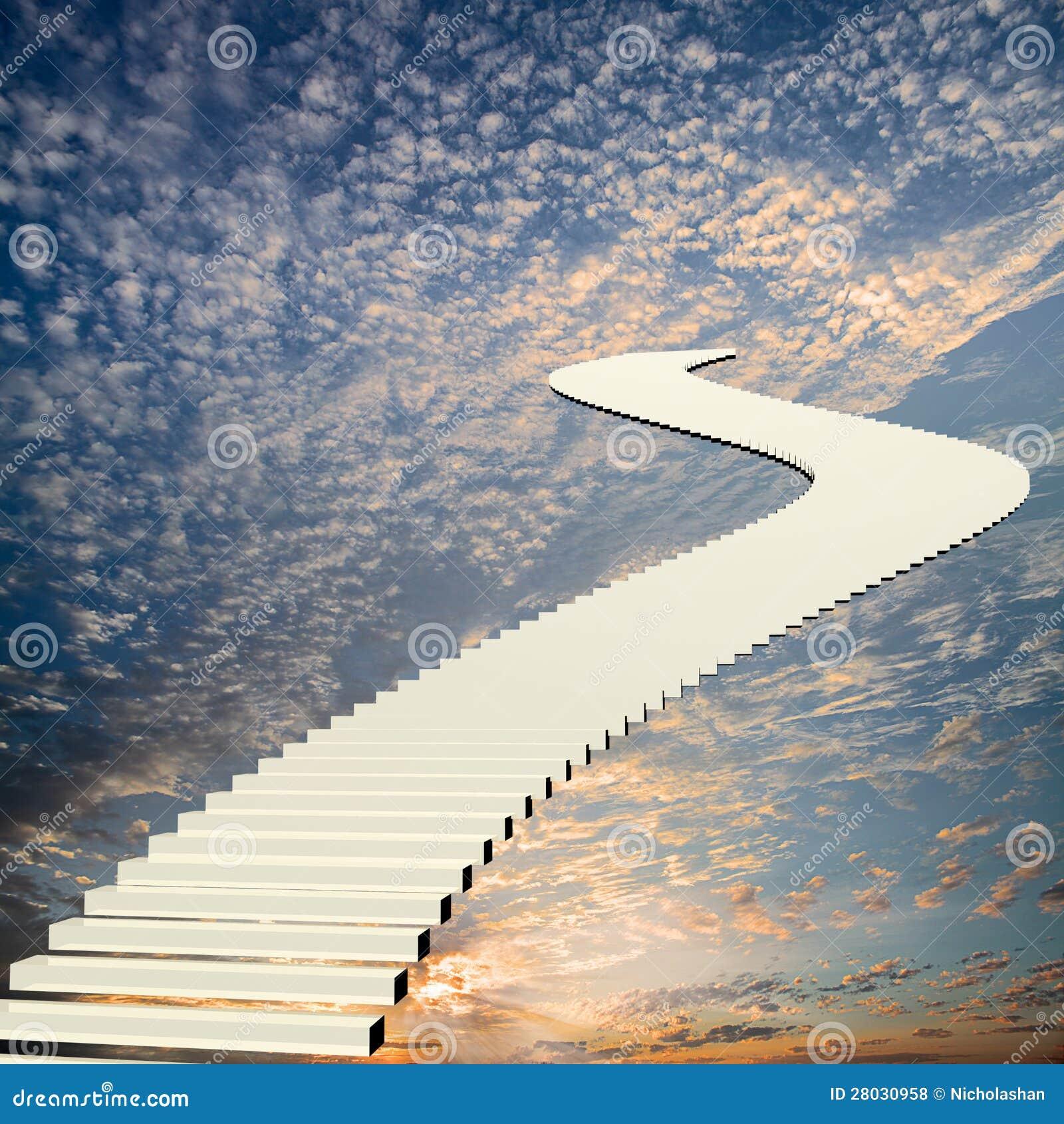 Escadaria ao céu