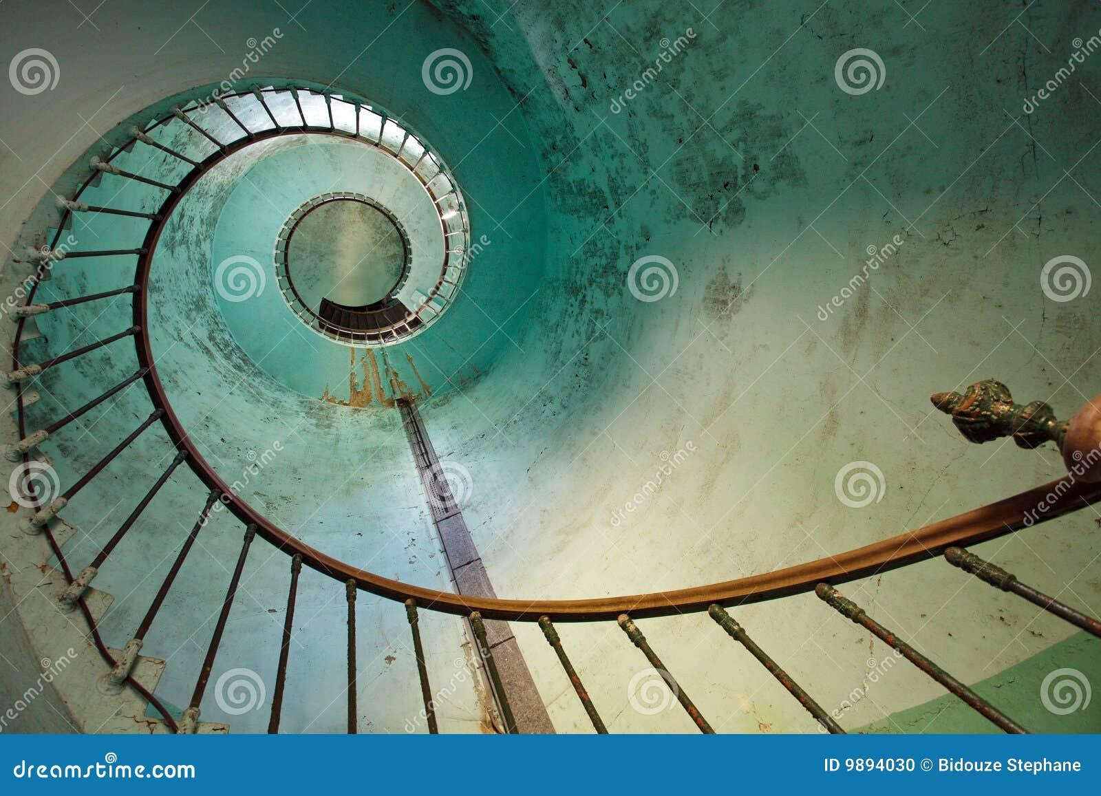 Escadaria do farol