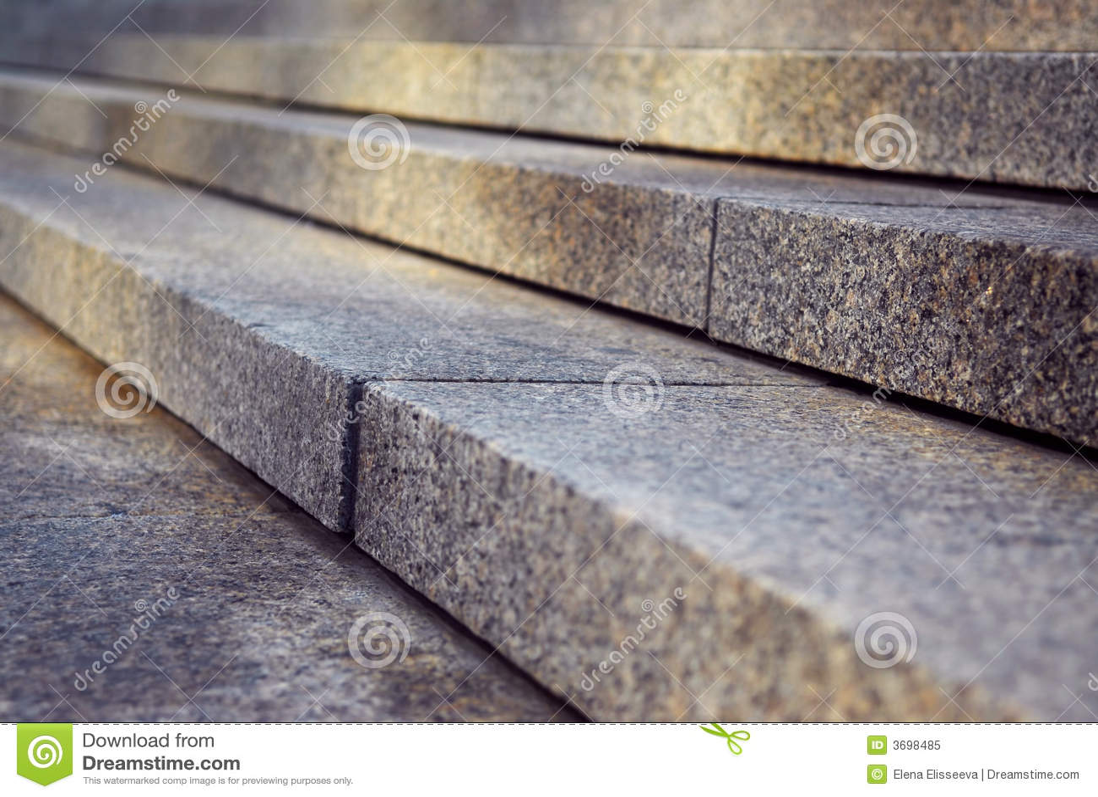 Escadas do granito