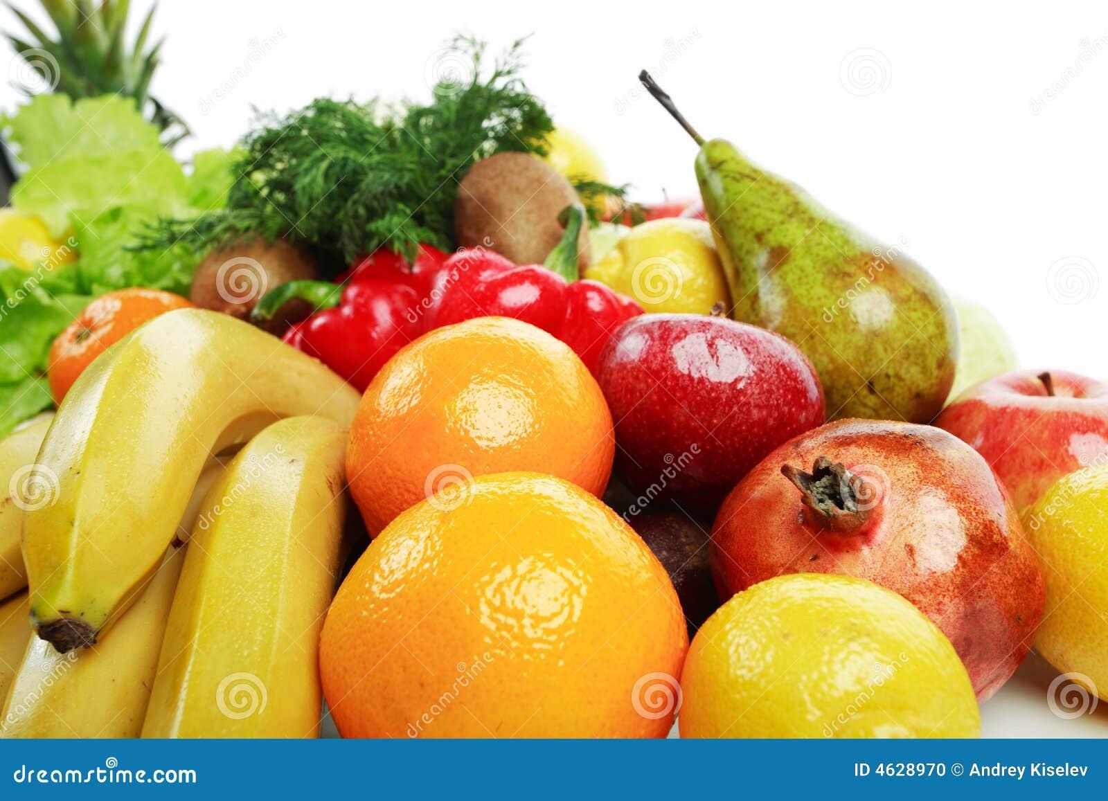 Escala das frutas