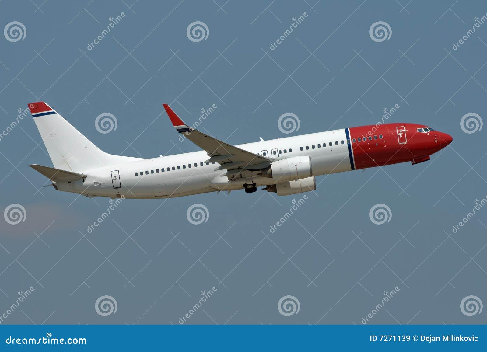 Escalada após a decolagem