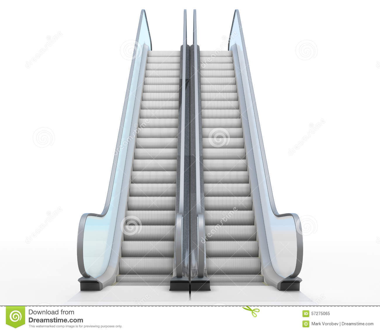 2 on the escalator from the same day last summer 6