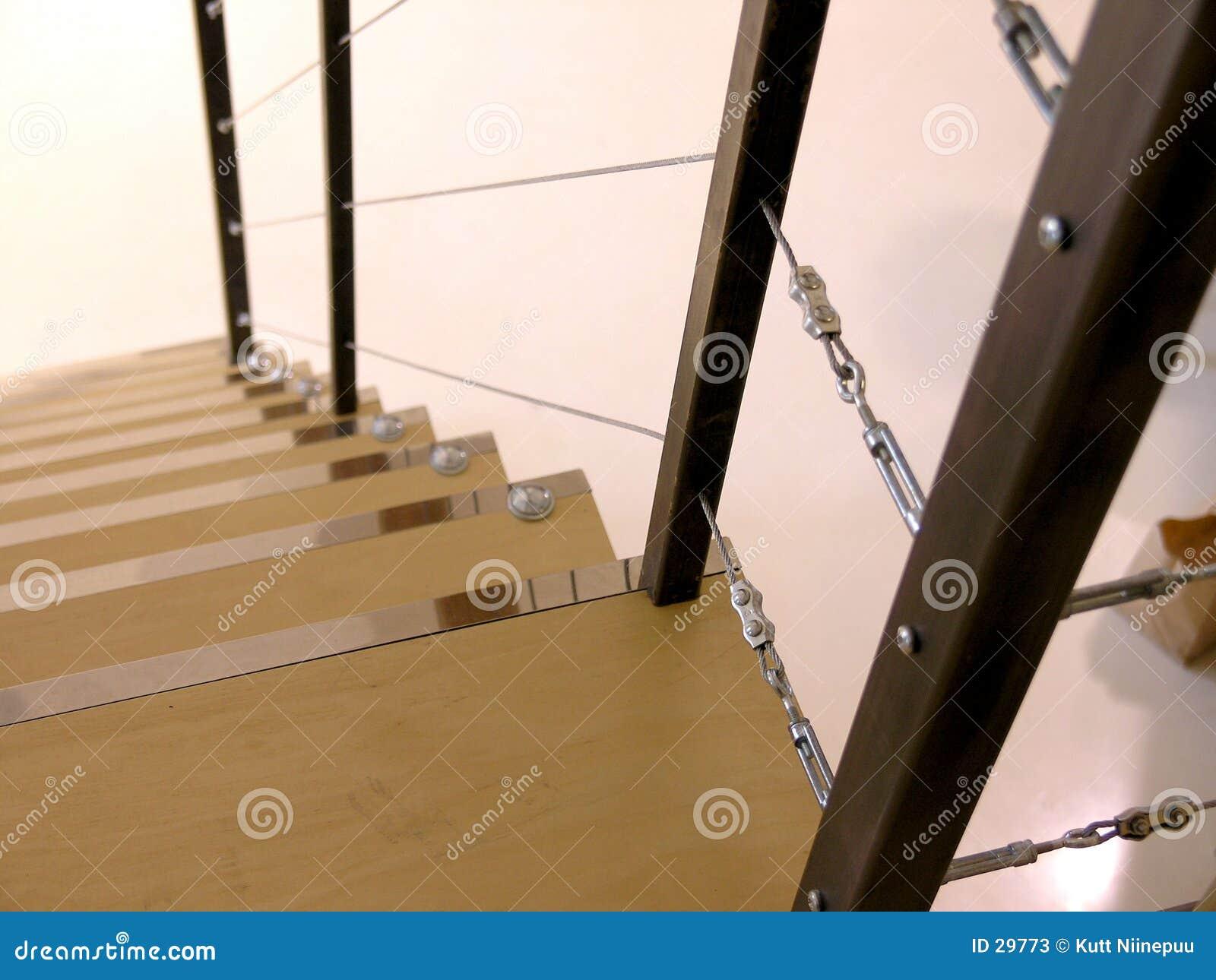 Download Escaleras imagen de archivo. Imagen de downward, moderno - 29773