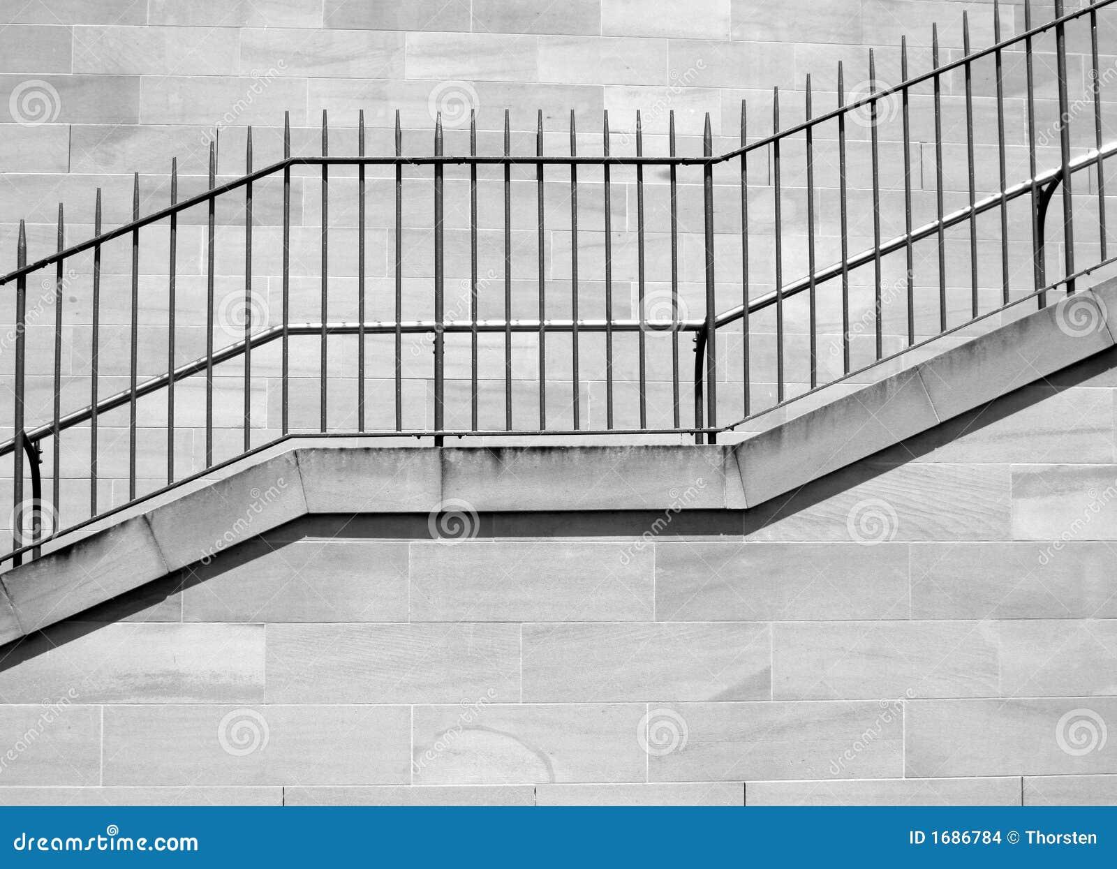 Escaleras al aire libre imagenes de archivo imagen 1686784 - Escaleras al aire ...