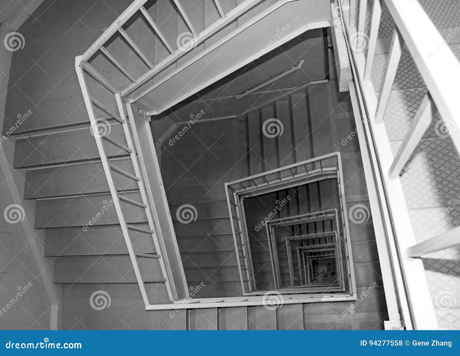 biblioteca california campus diego escaleras