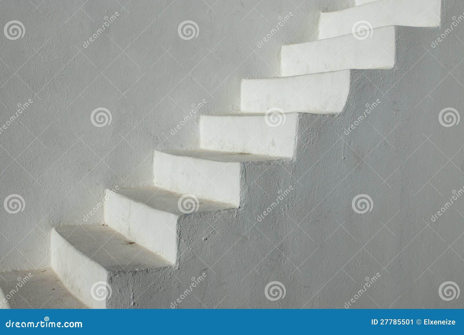 Escaleras blancas imagen de archivo imagen 27785501 - Escaleras blancas ...