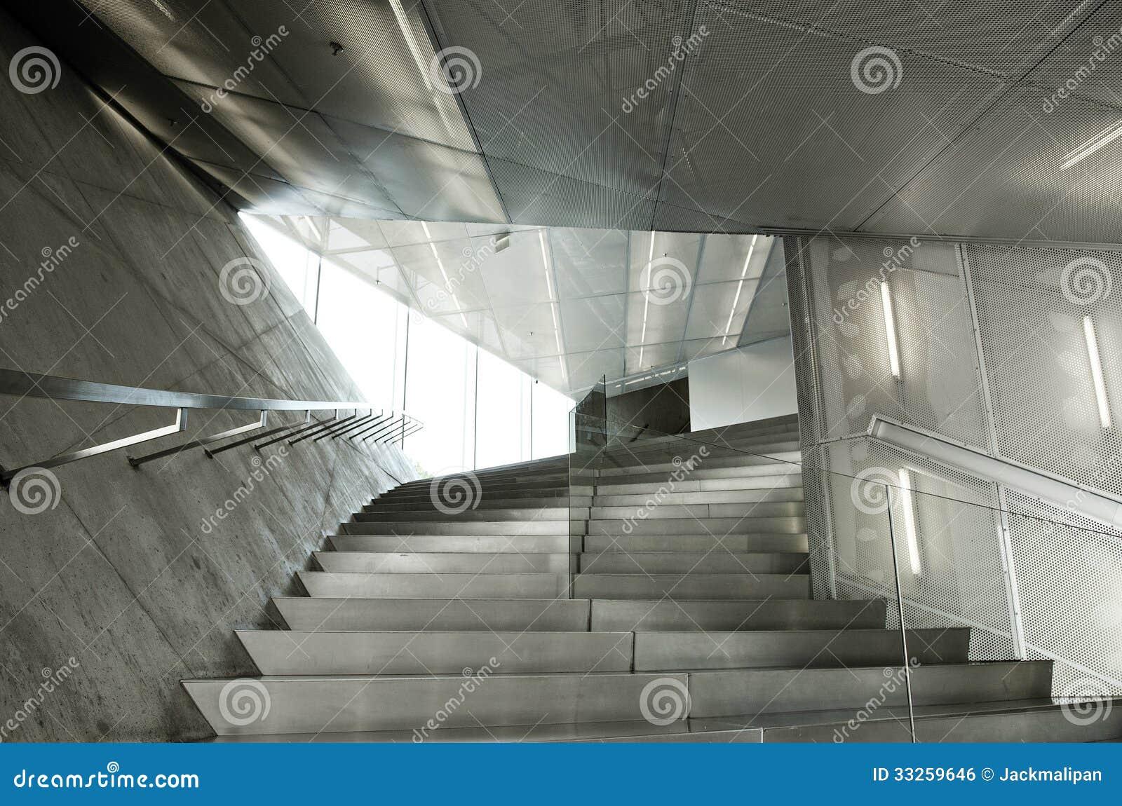 detalle escaleras interior