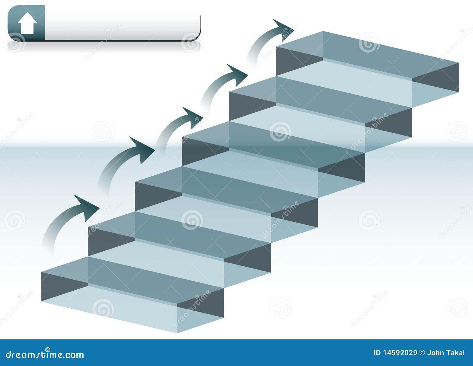 cristal escaleras