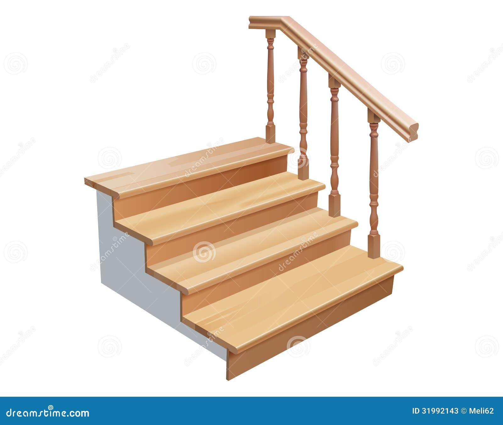 Escaleras de madera fotos de archivo imagen 31992143 - Fotos de escaleras de madera ...