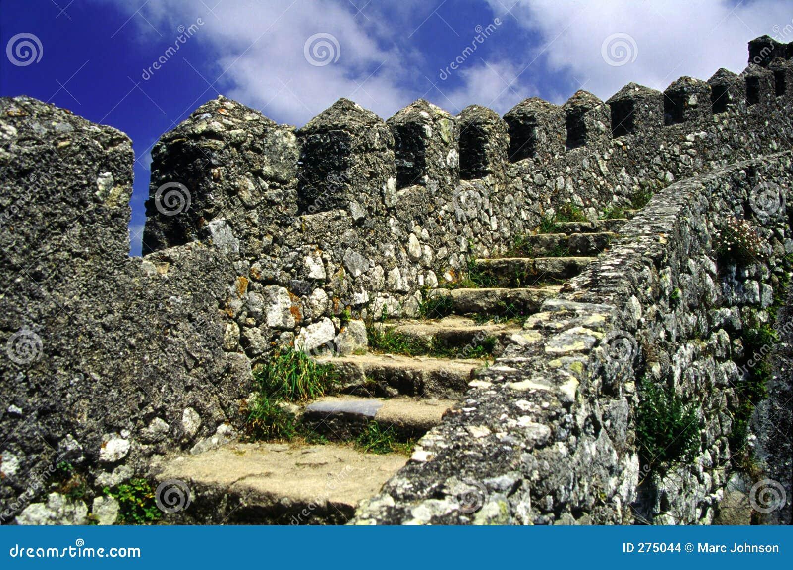 Escaleras de Sintra