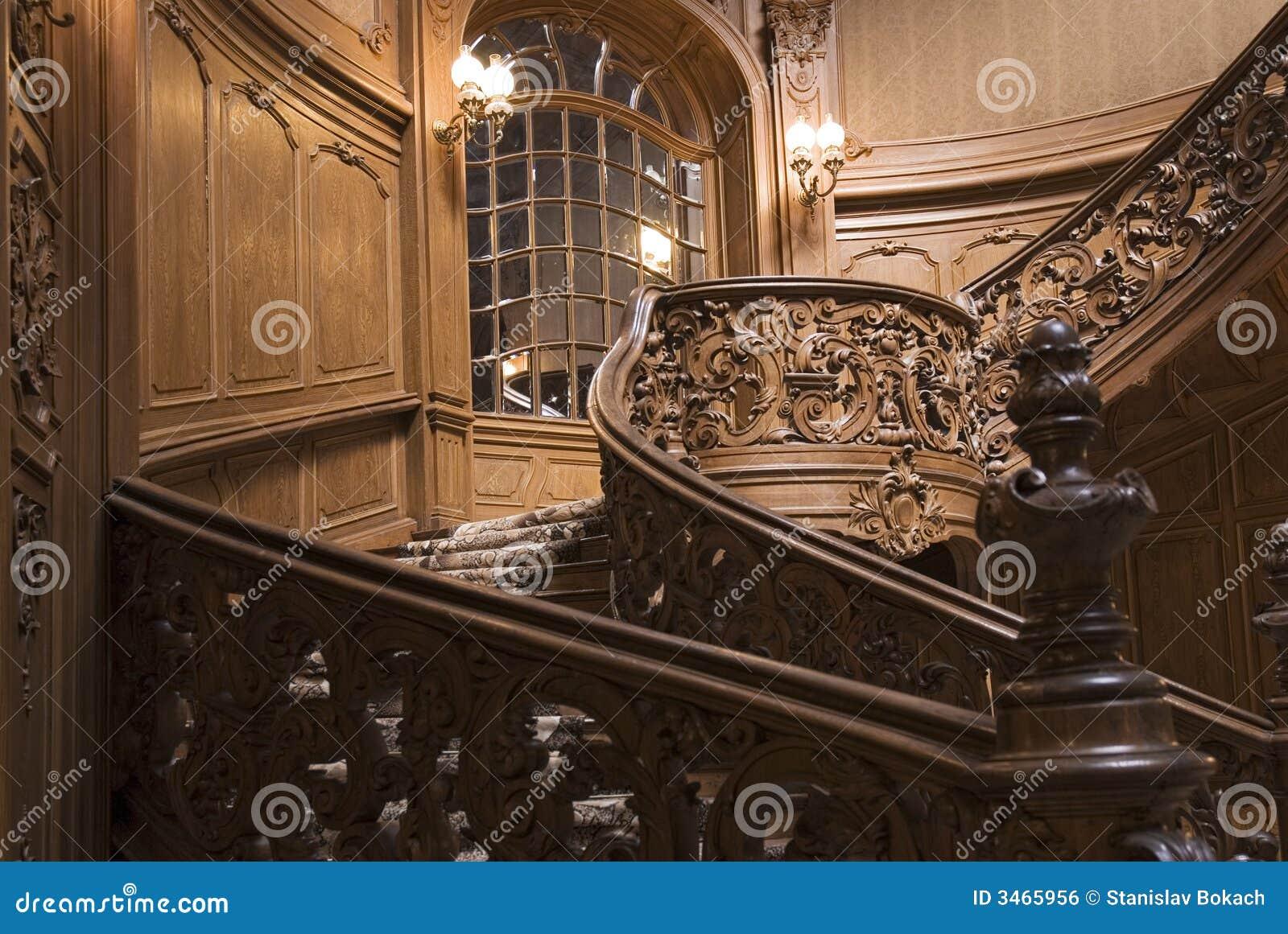 Escaleras del casino