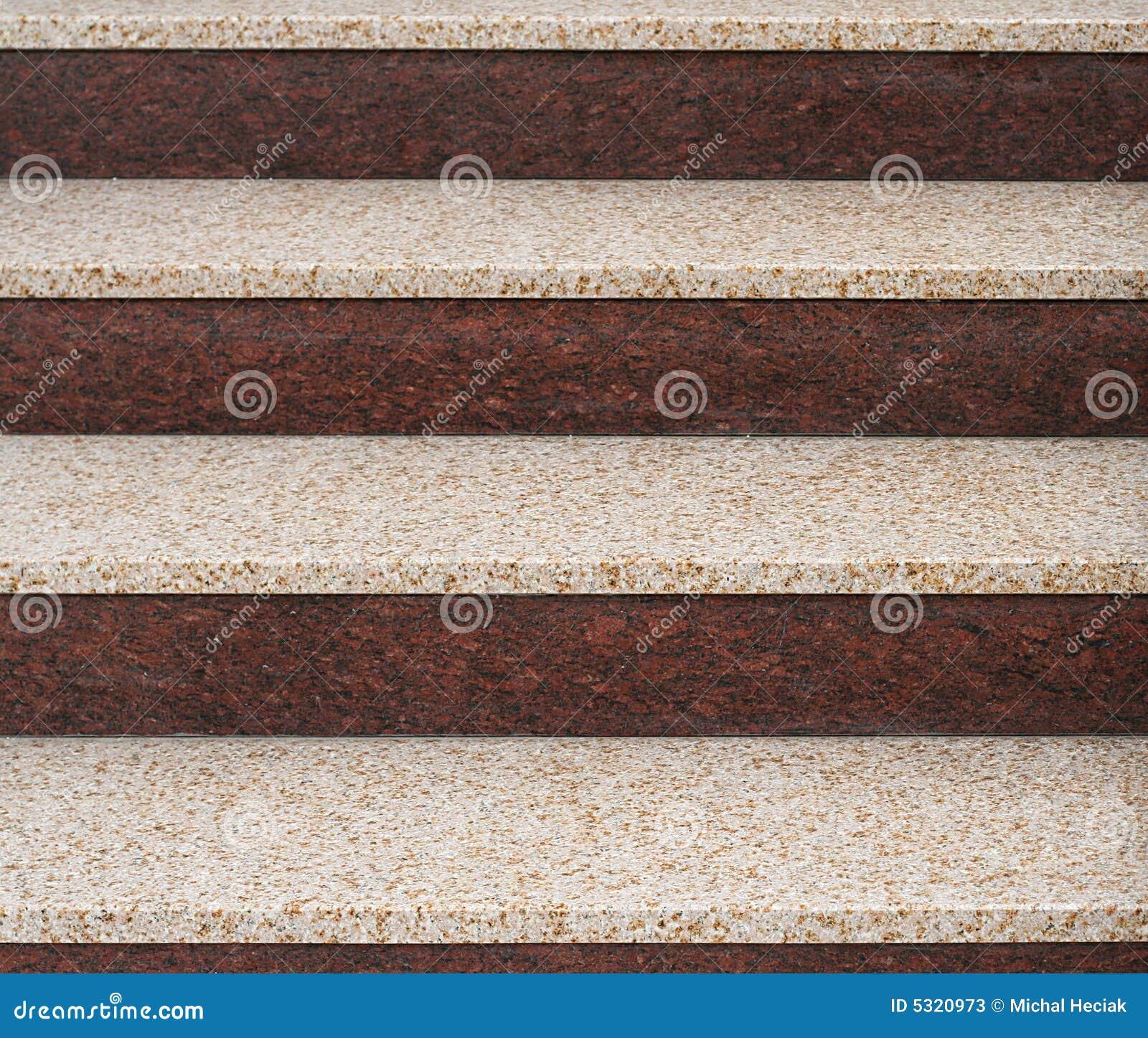 Escaleras del granito imagen de archivo imagen de for Fotos de colores de granito