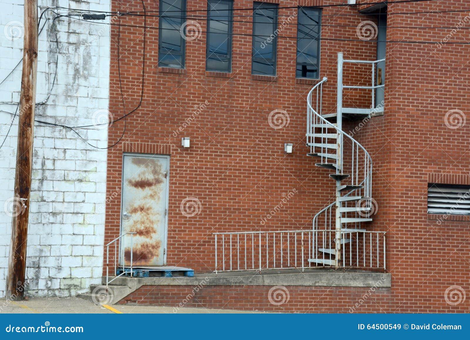 Escaleras espirales