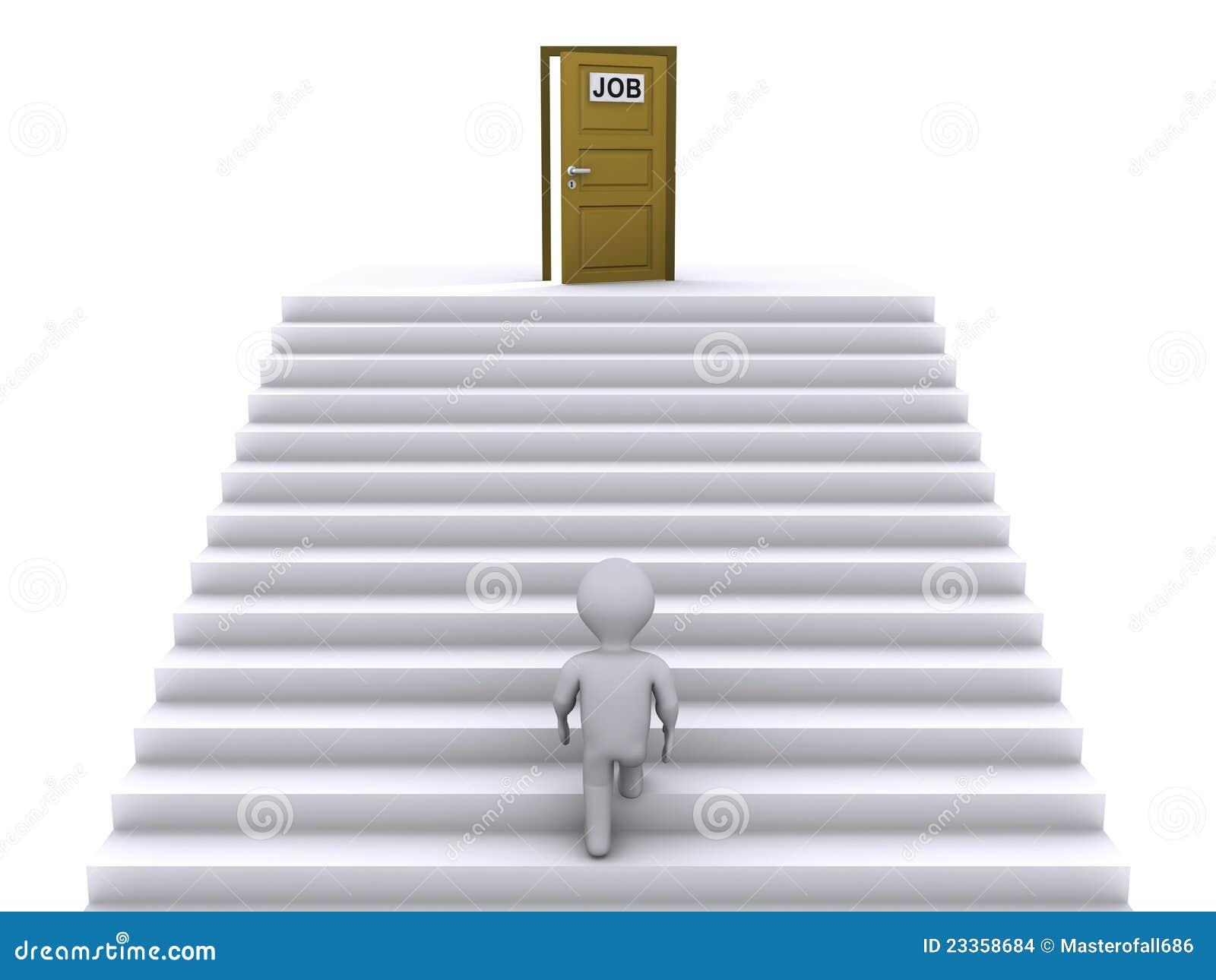 Escaleras que suben para encontrar trabajo imagenes de for Escaleras 3d max