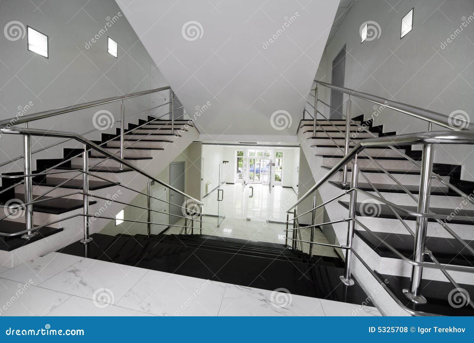 escalier de marbre photos libres de droits image 5325708. Black Bedroom Furniture Sets. Home Design Ideas