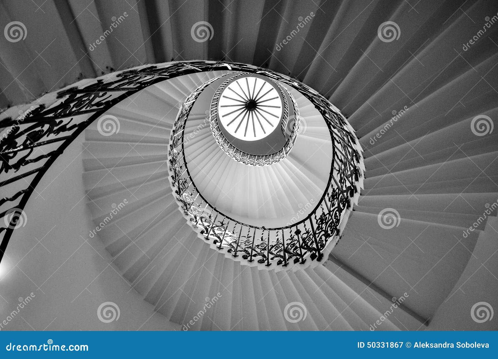 Escalier spiral photo stock image 50331867 for Escalier spirale
