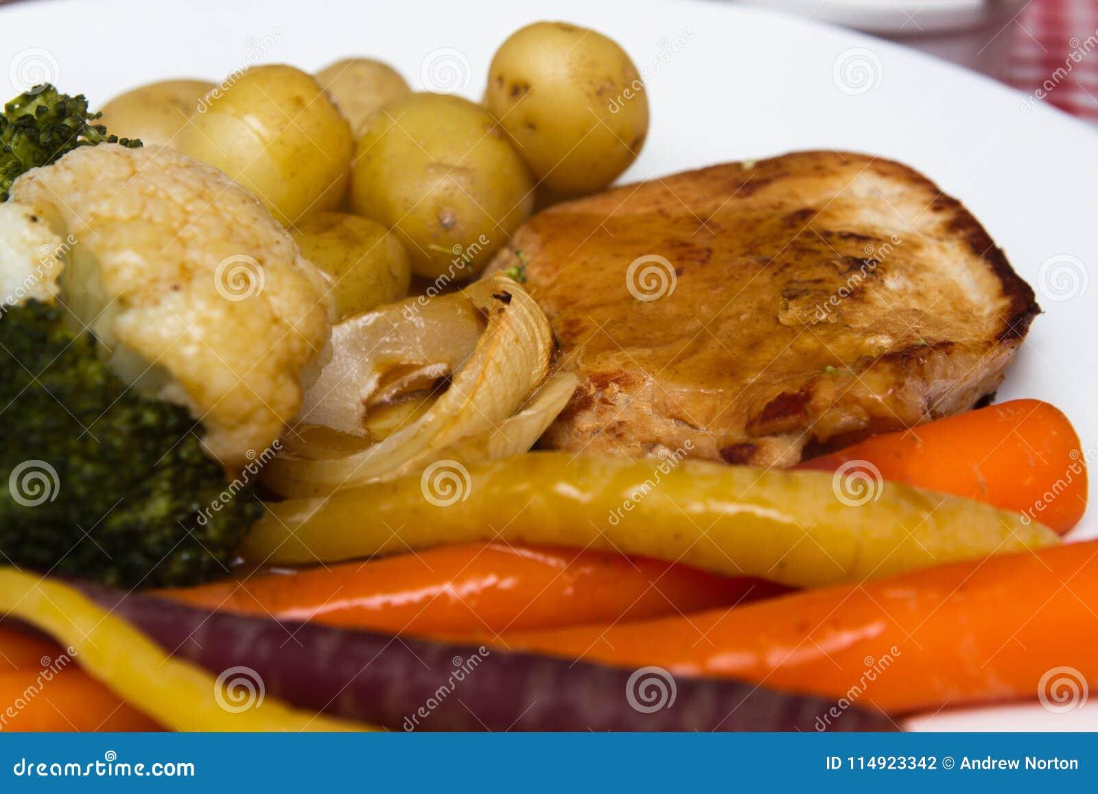 Escalope свинины