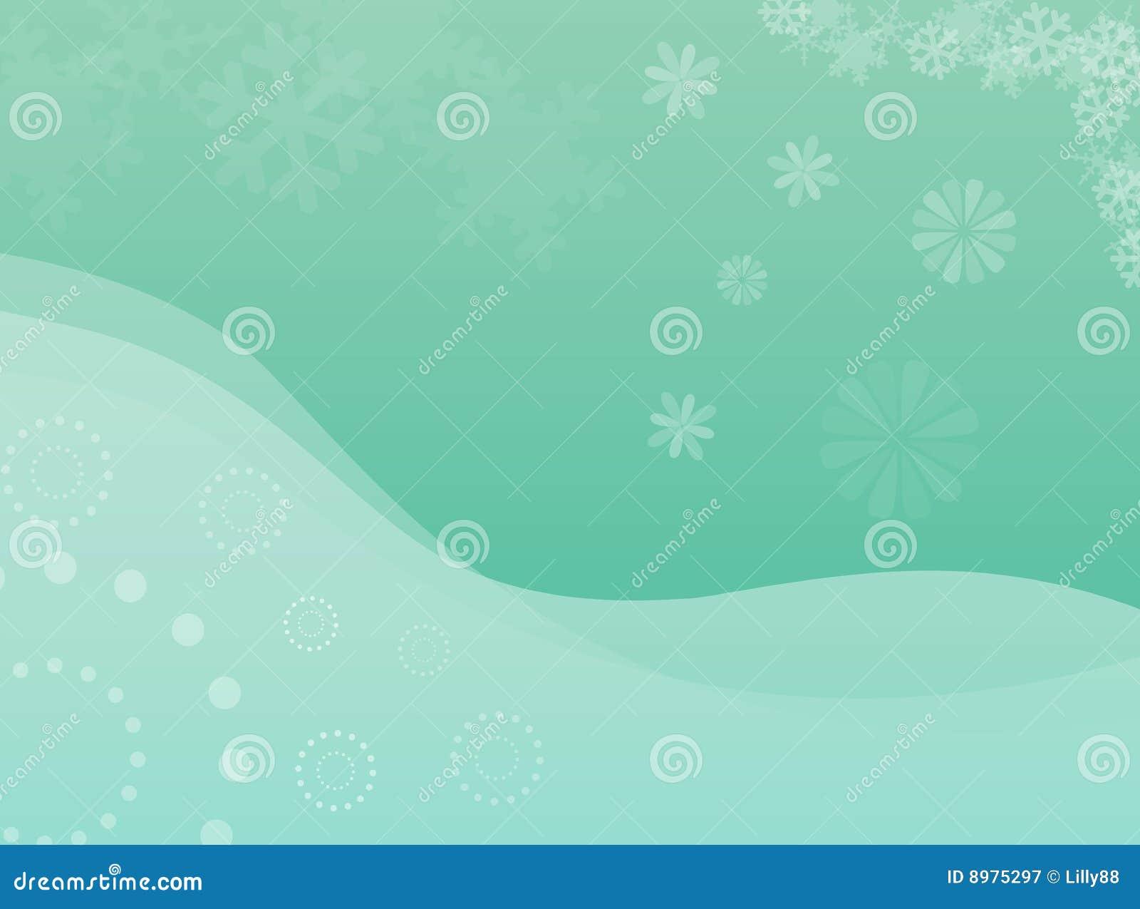 Escamas de la flor y de la nieve del invierno